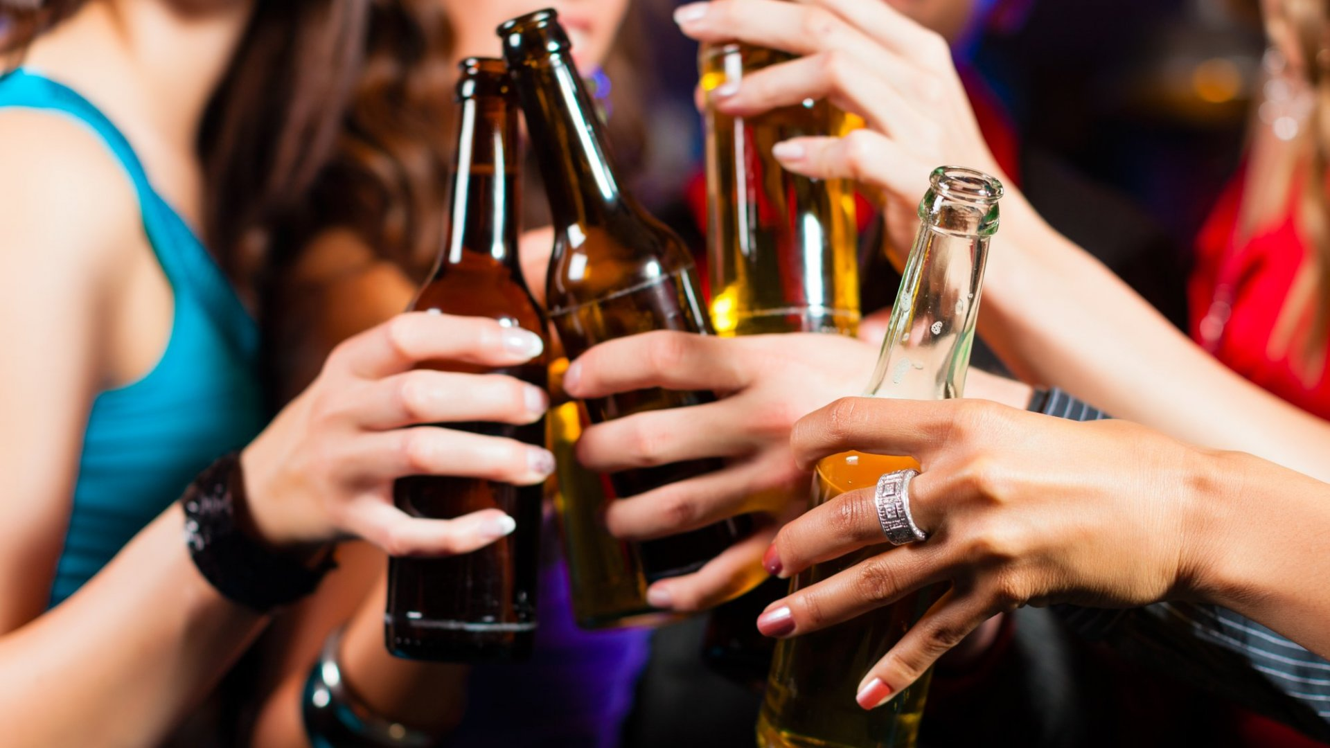 Posting a Picture of You Drinking a Beer No Longer Hurts Your Career, But This Could