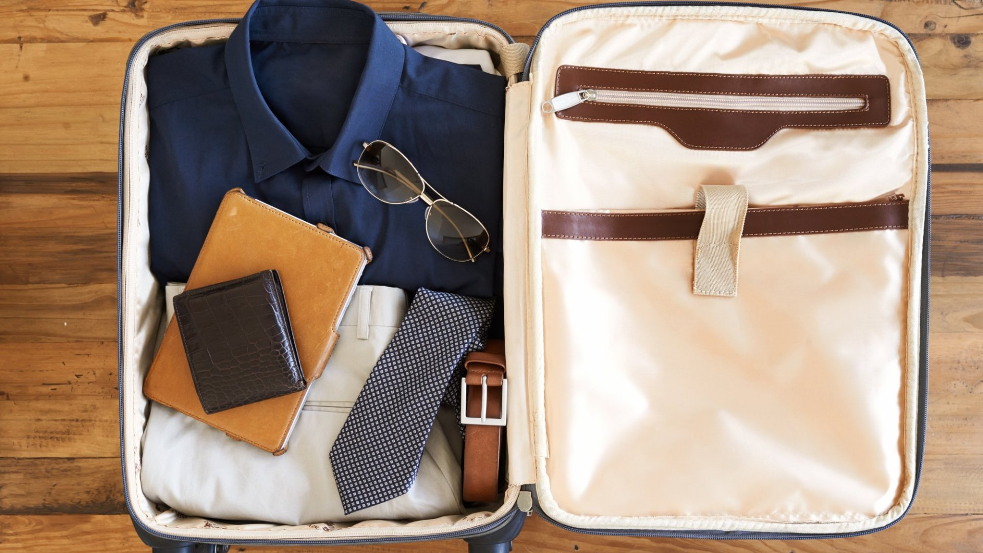 How Many Pairs of Underwear Should You Pack On Your Business Trip?  2 Million Miler Packing Secrets