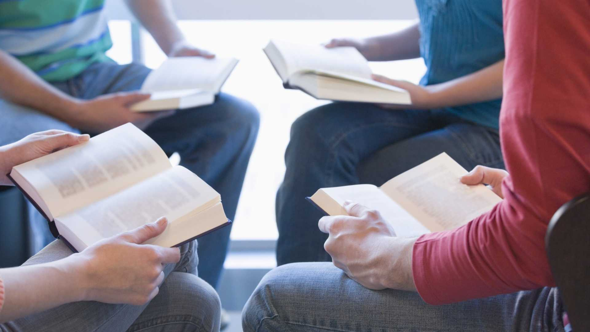 Want an Easy Way to Open Up Your Mind and Improve Your Business Skills? Join a Book Club