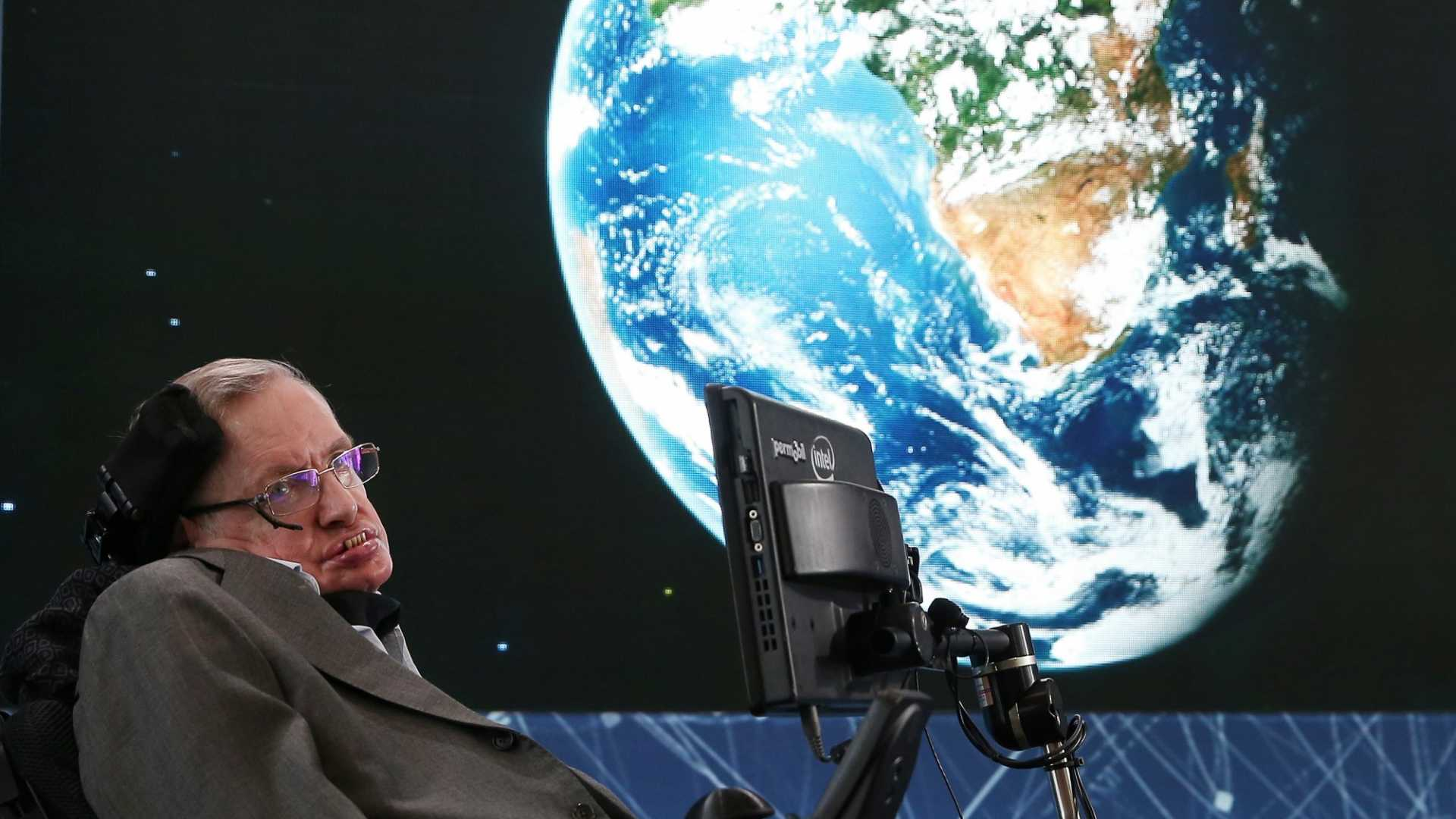 Want to Live a Long, Inspired Life? Try This Surprisingly Simple Advice From Stephen Hawking