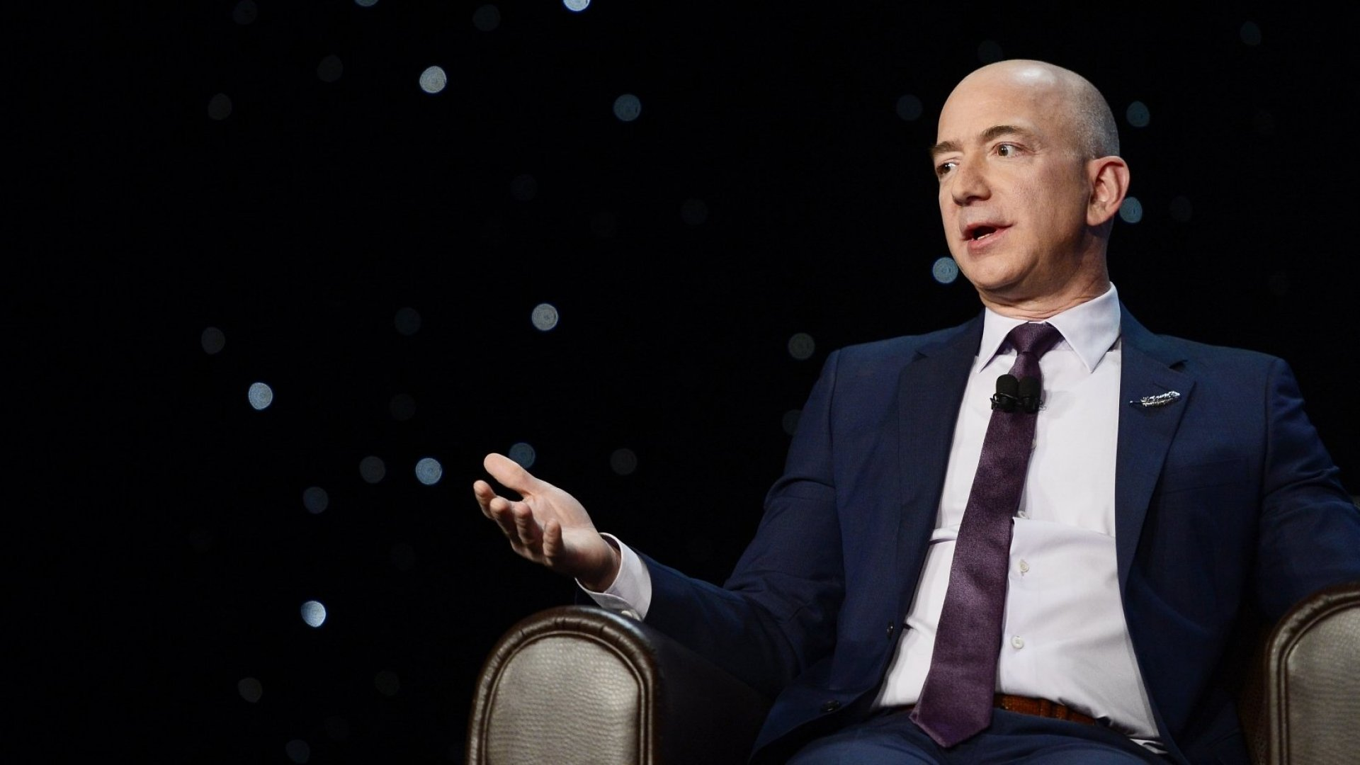 Why President Trump Says Amazon Is 'Putting Many Thousands of Retailers Out of Business'
