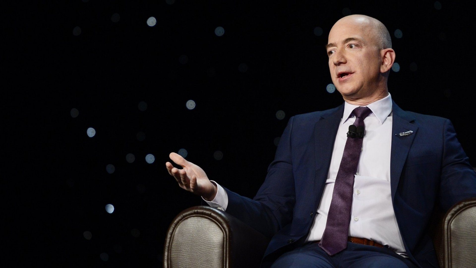 Jeff Bezos's Secret for Making Decisions and Staying Focused