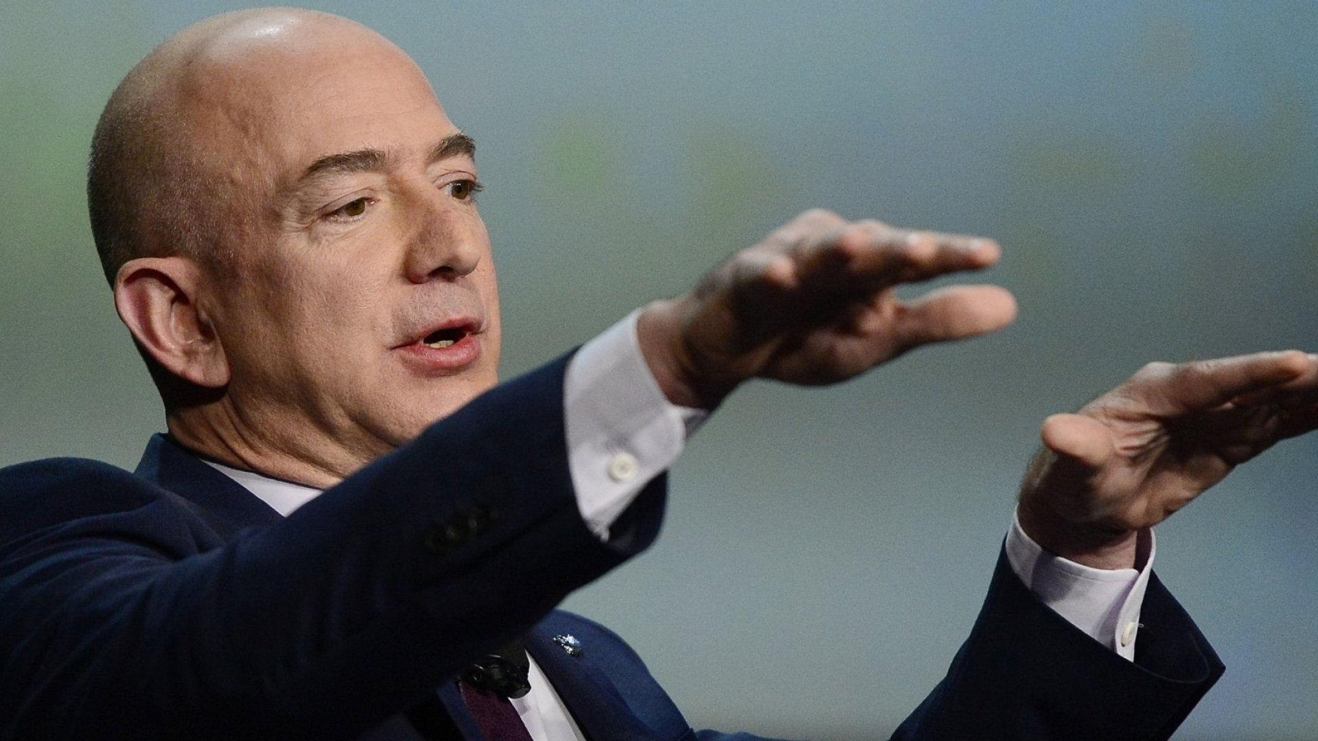 Jeff Bezos Wants to Send Millions to Space. Here's What Every Leader Should Take From That Vision