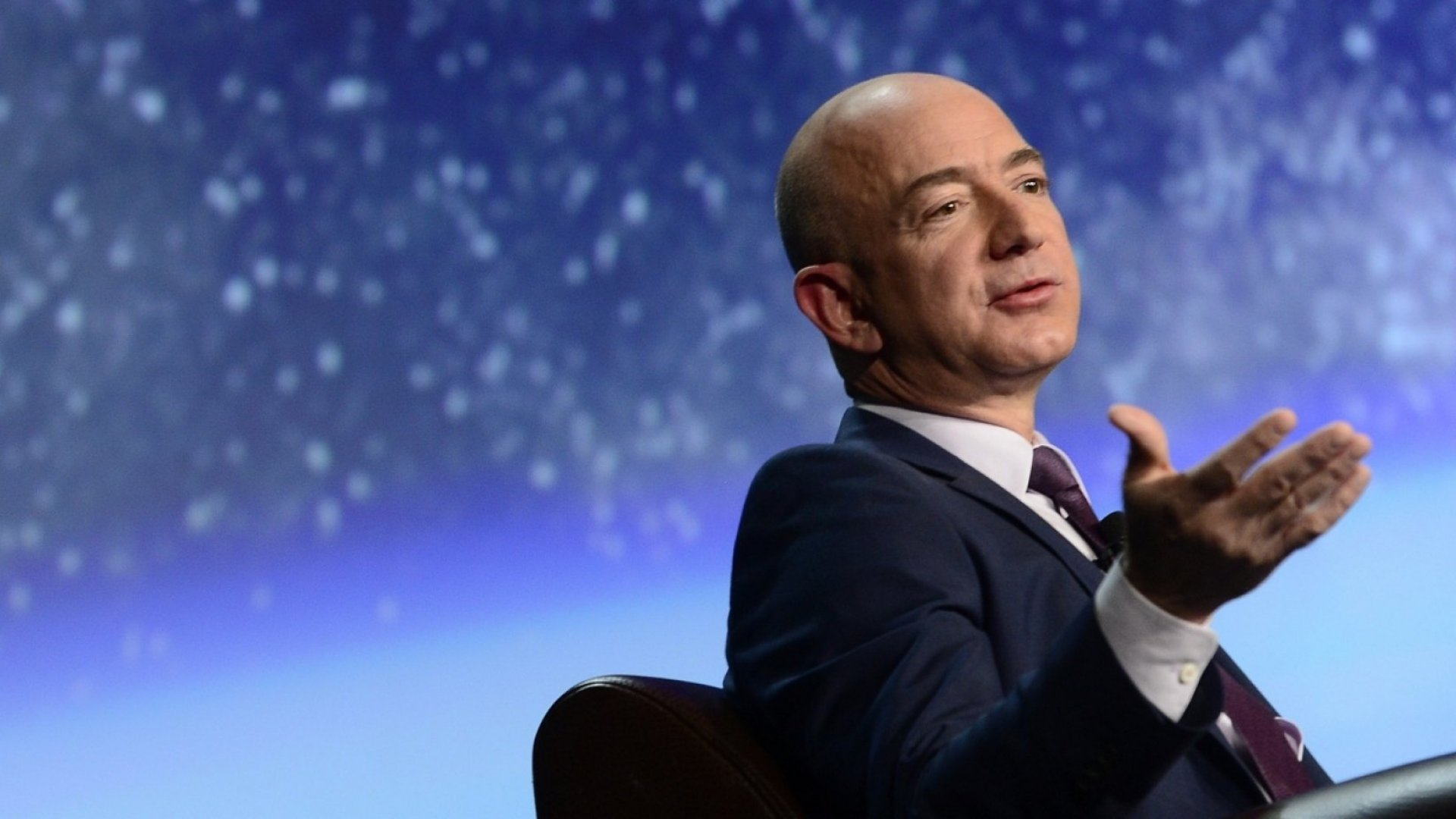 Jeff Bezos Says This Is His Most Important Work And It's Not Amazon