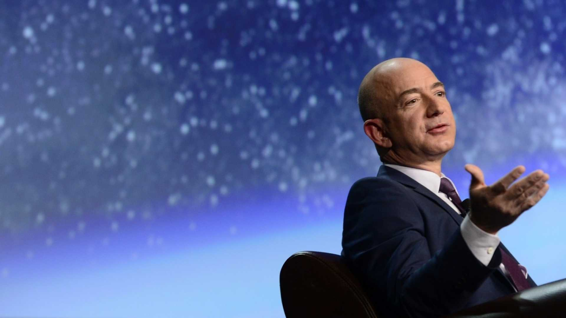 Jeff Bezos Posted His First Amazon Job Ad 25 Years Ago. 1 Telling Sentence Within Foreshadowed the Future