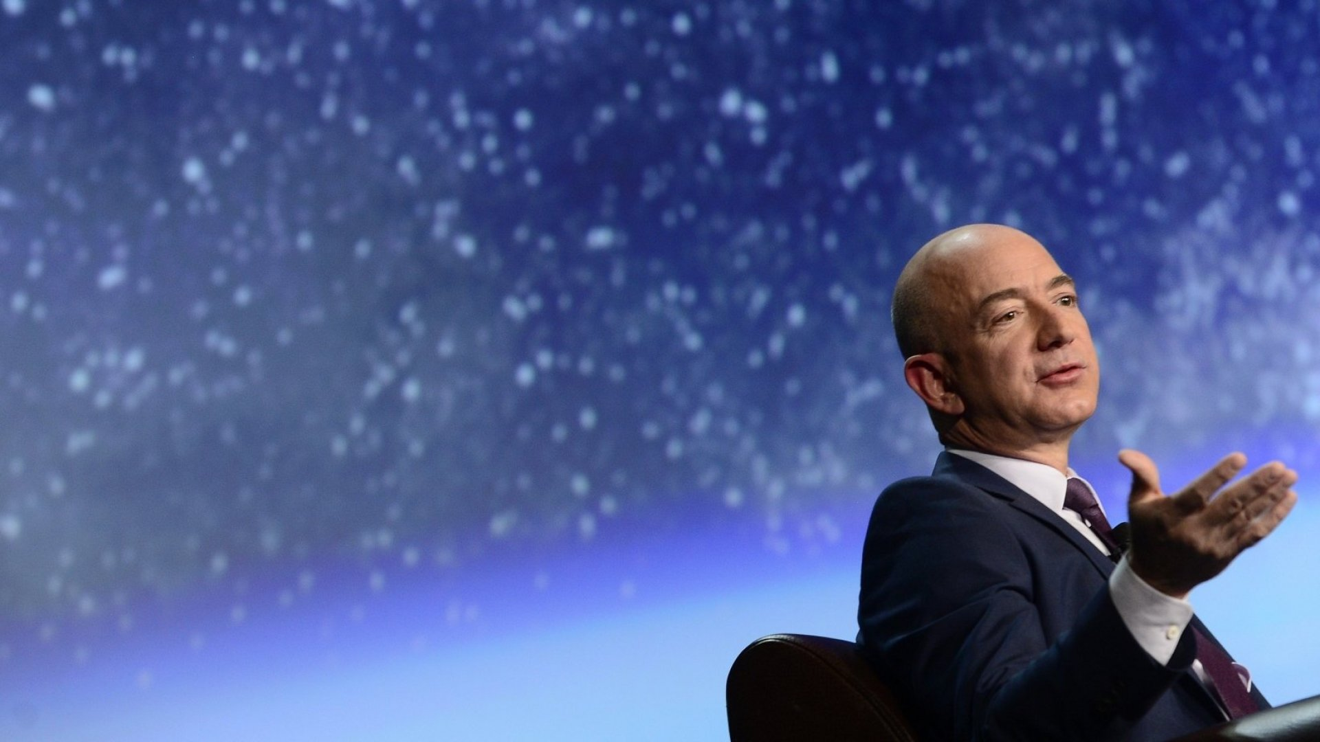 Jeff Bezos's Motto Is a 2-Word Latin Phrase That Perfectly Captures His Approach to Success