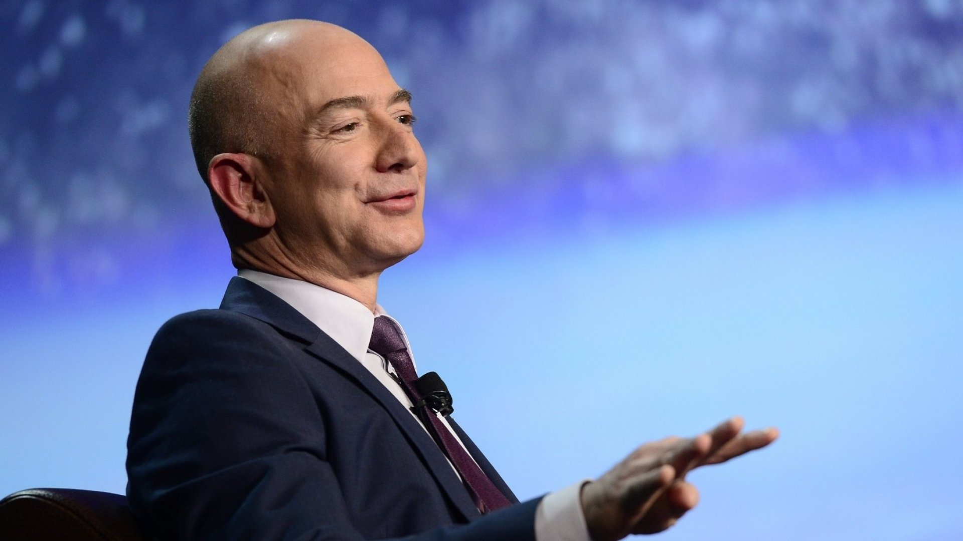 Amazon's Founder Jeff Bezos, the Richest Man in the World, Just Became a Lot More Wealthy