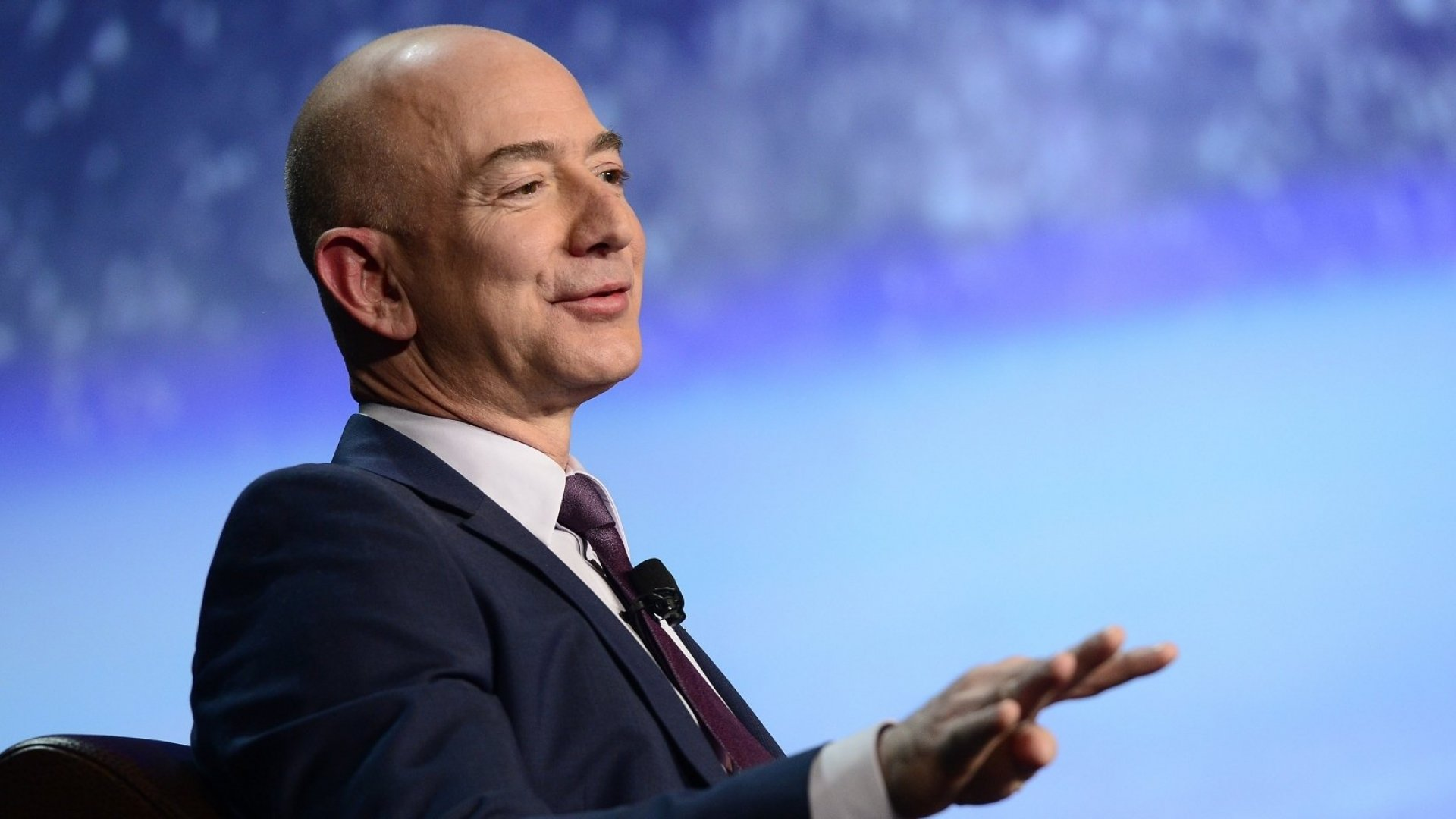 The 1 Inspirational Quote Amazon Founder Jeff Bezos Has Read Every Day for Years