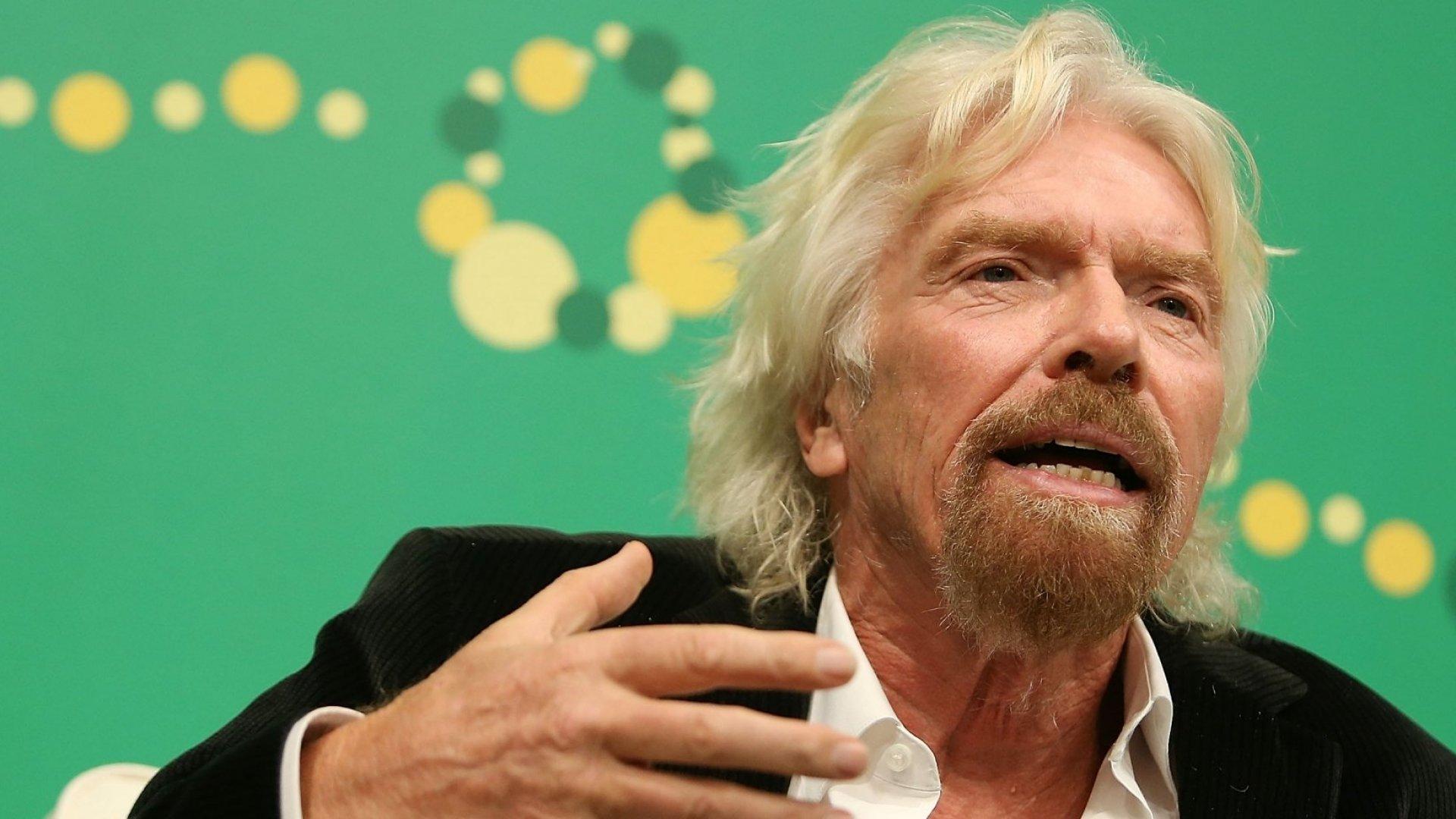 Richard Branson, Elon Musk, Peter Thiel and Other Successful Entrepreneurs' Favorite Interview Questions