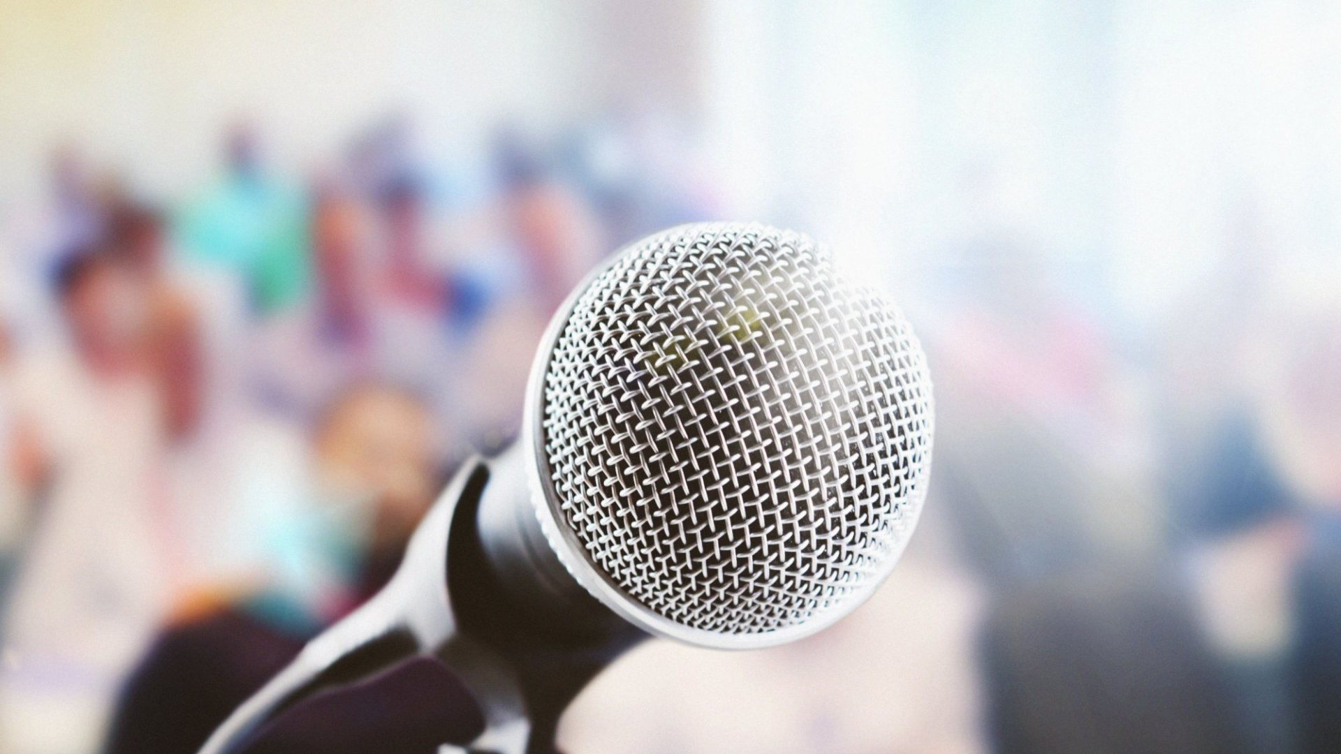 Public Speaking Outside Your Comfort Zone: Why Do It, and How to Do It Well