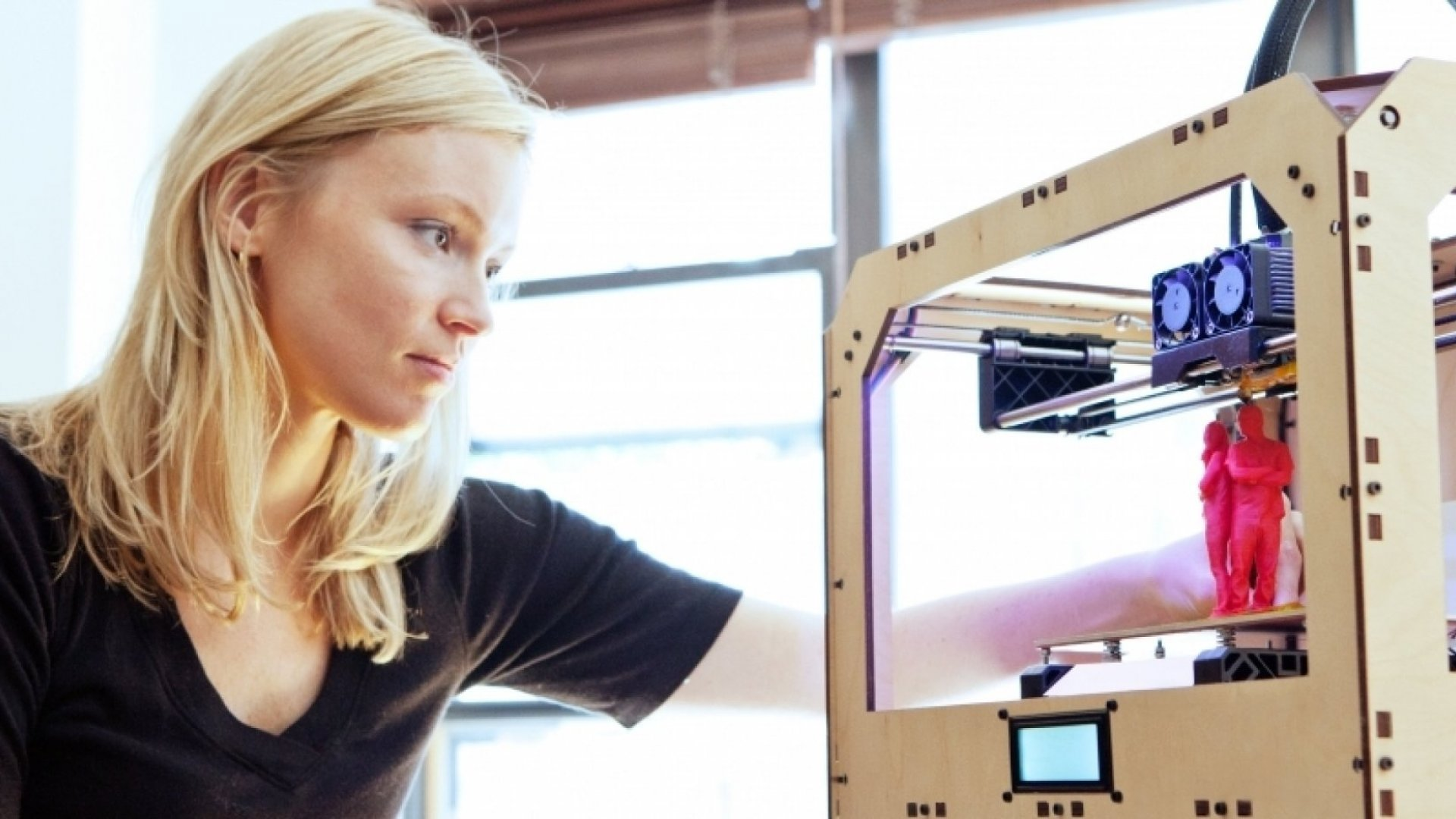 Why 3D Printing Will Reshape Your Industry for the Better