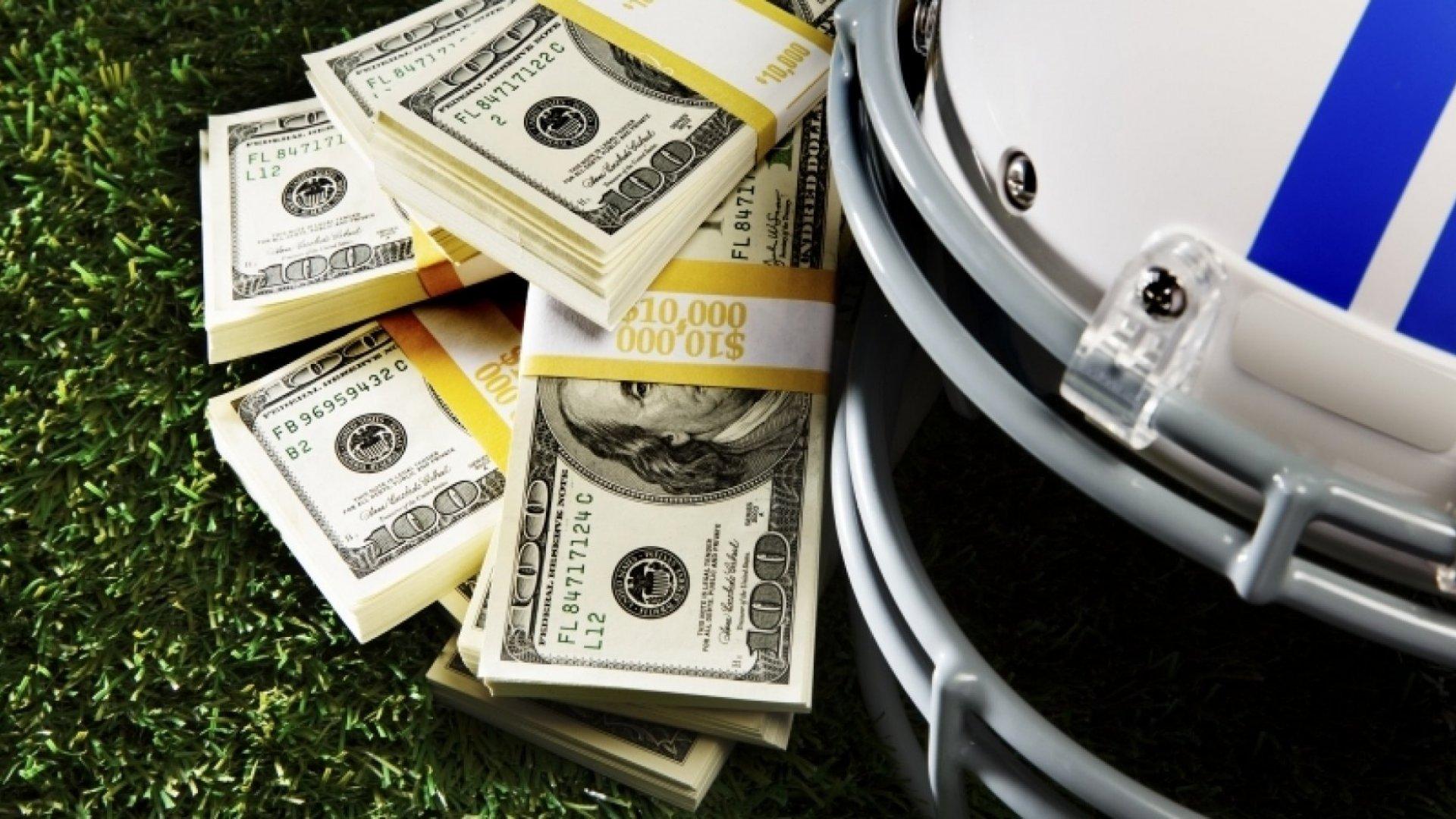 Super Bowl, Meet Super Tax