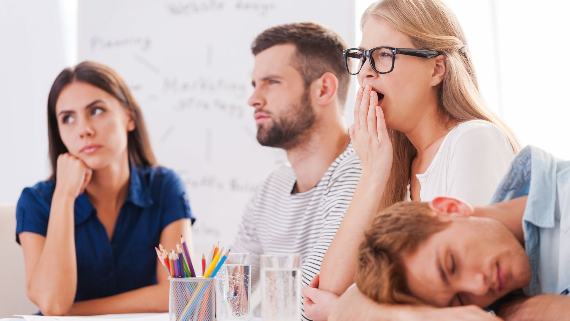 Are You a Boring Presenter? 1 Small Change Can Fix That