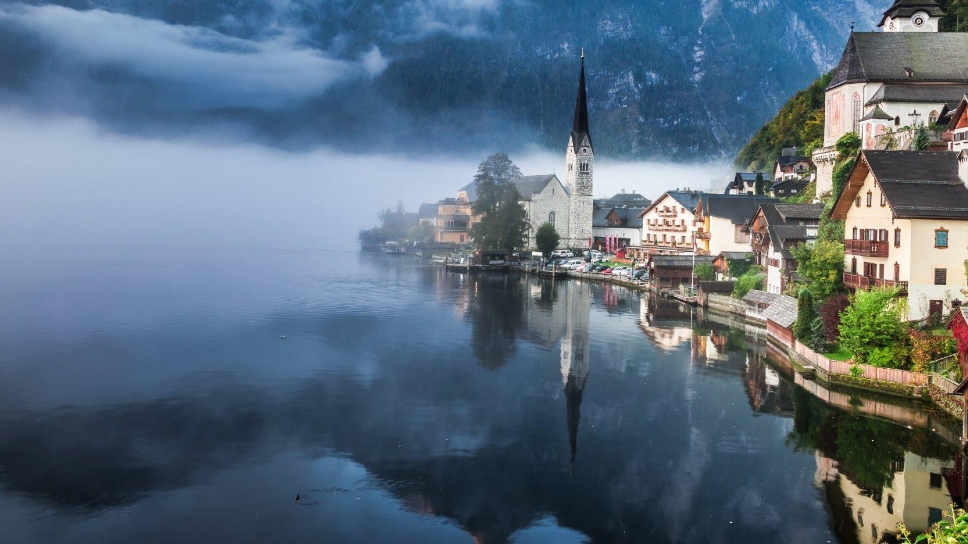 Hallstatt, Switzerland.