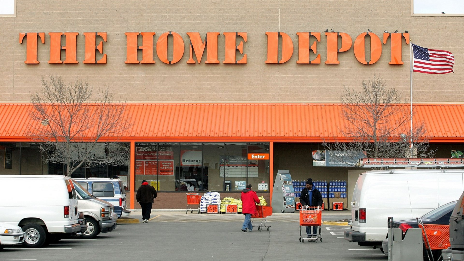 Not Even Home Depot Is Safe From Amazon