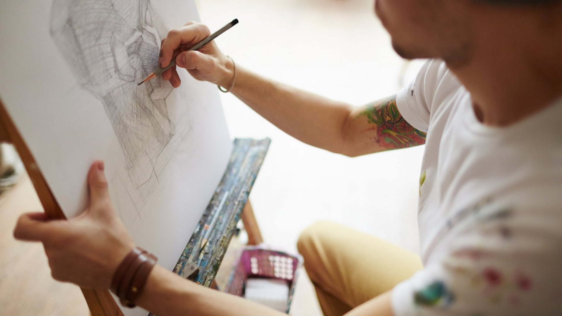 3 Ways Drawing More Will Make You Smarter (Even If You're Terrible at It)