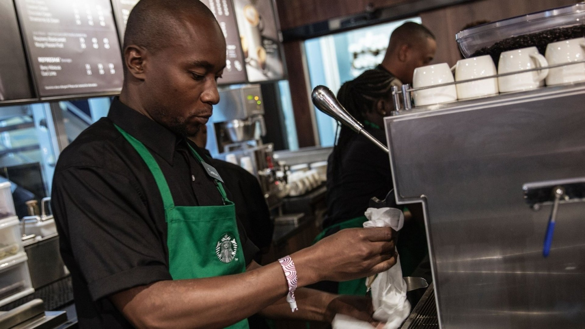 Starbucks Is Putting $250 Million Into Boosting Employee Pay and Benefits After the Tax Cut