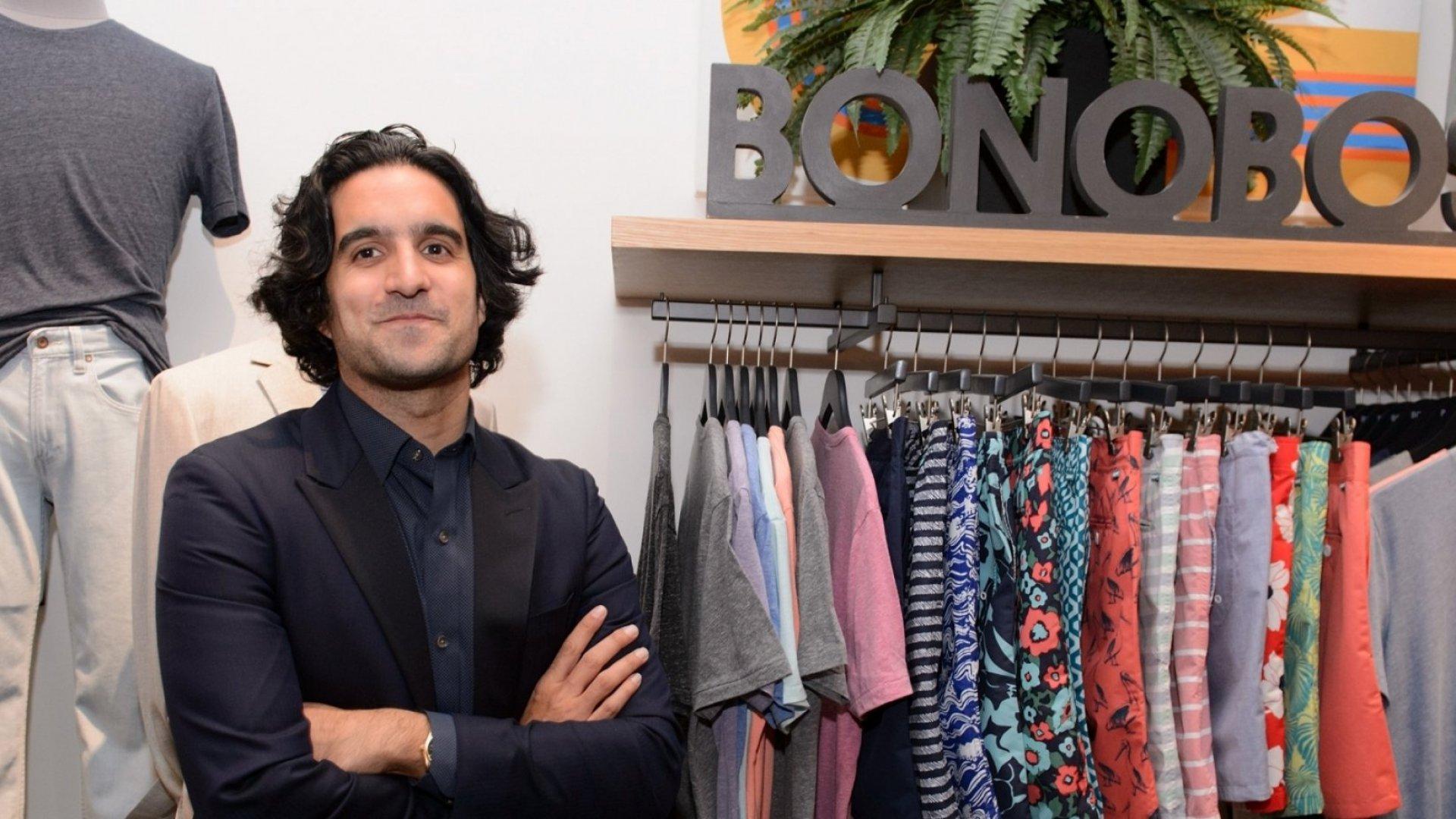 Walmart Is Buying Bonobos for $310 Million