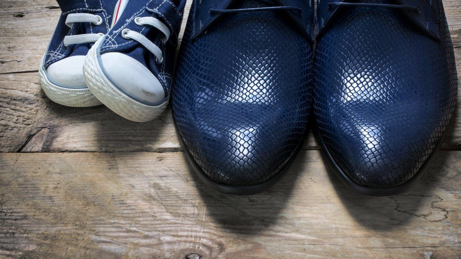 How Becoming aDad Overhauled My Business Model, Twice