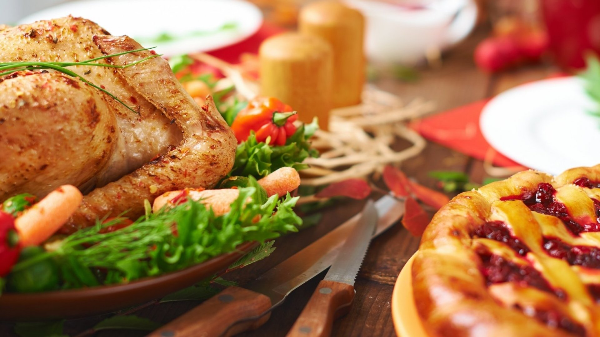 How Not to Get Fat Over the Holidays: 10 Tips