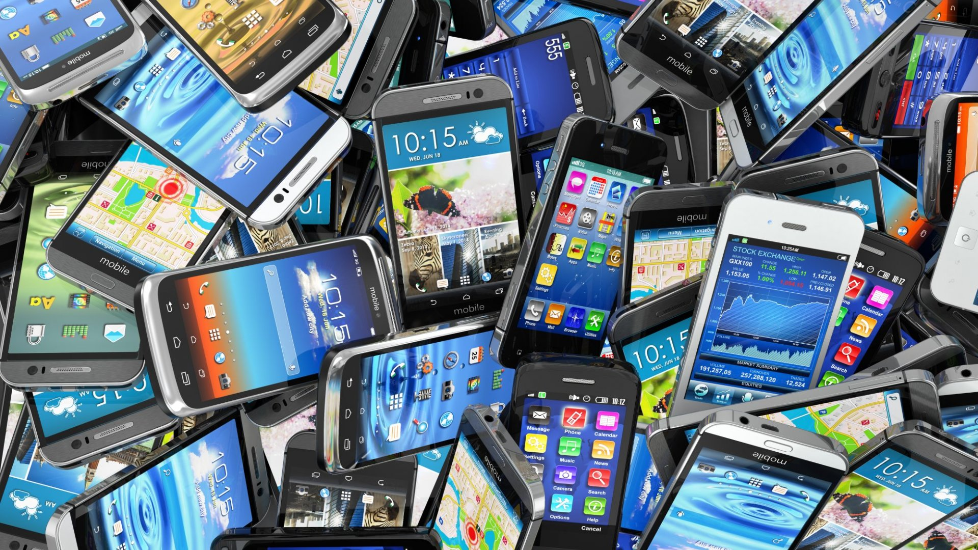 How to Break Everyone's Smartphone Addiction at Work