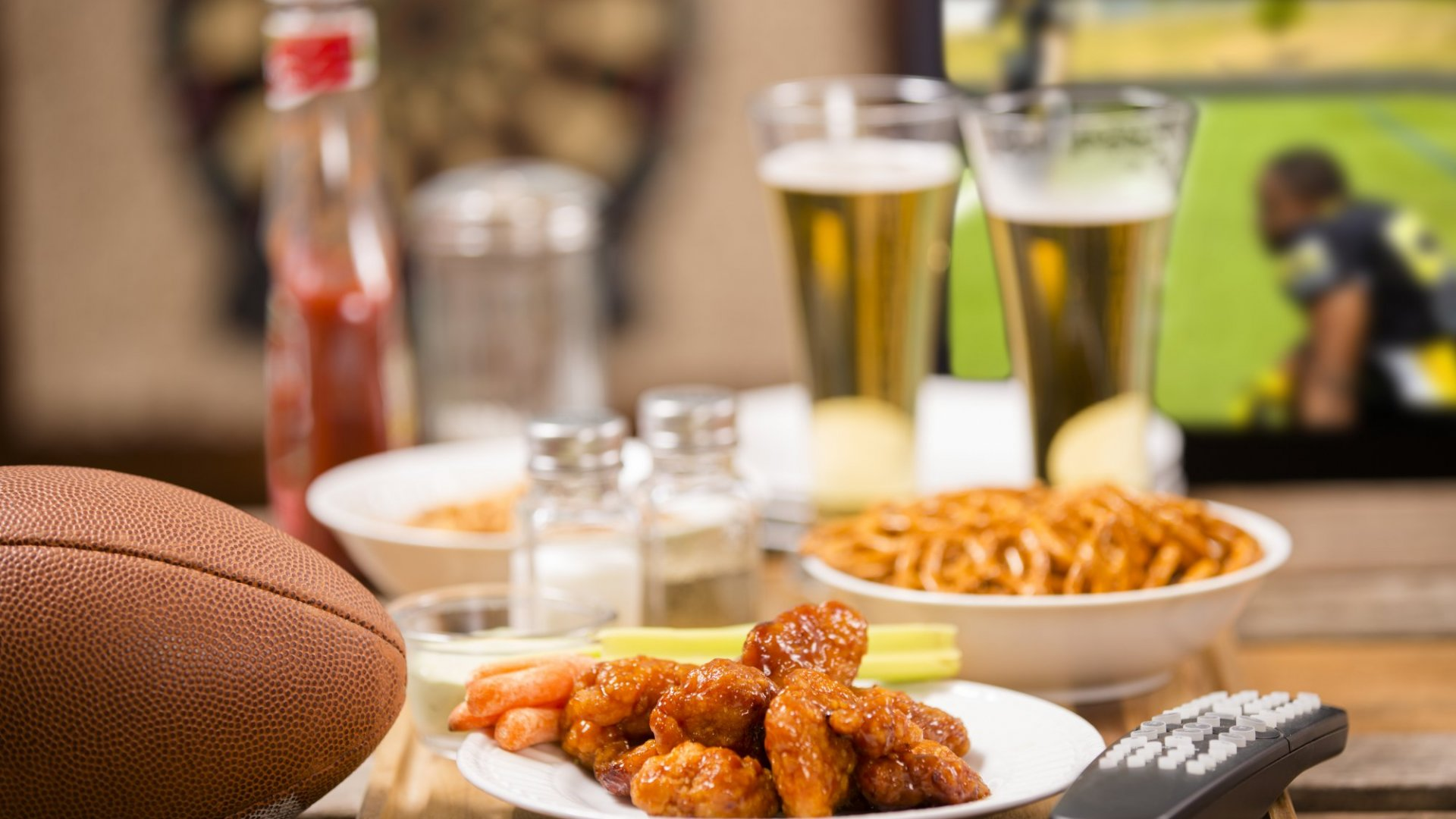 Sports bars seems to attract noise complaints. How odd.