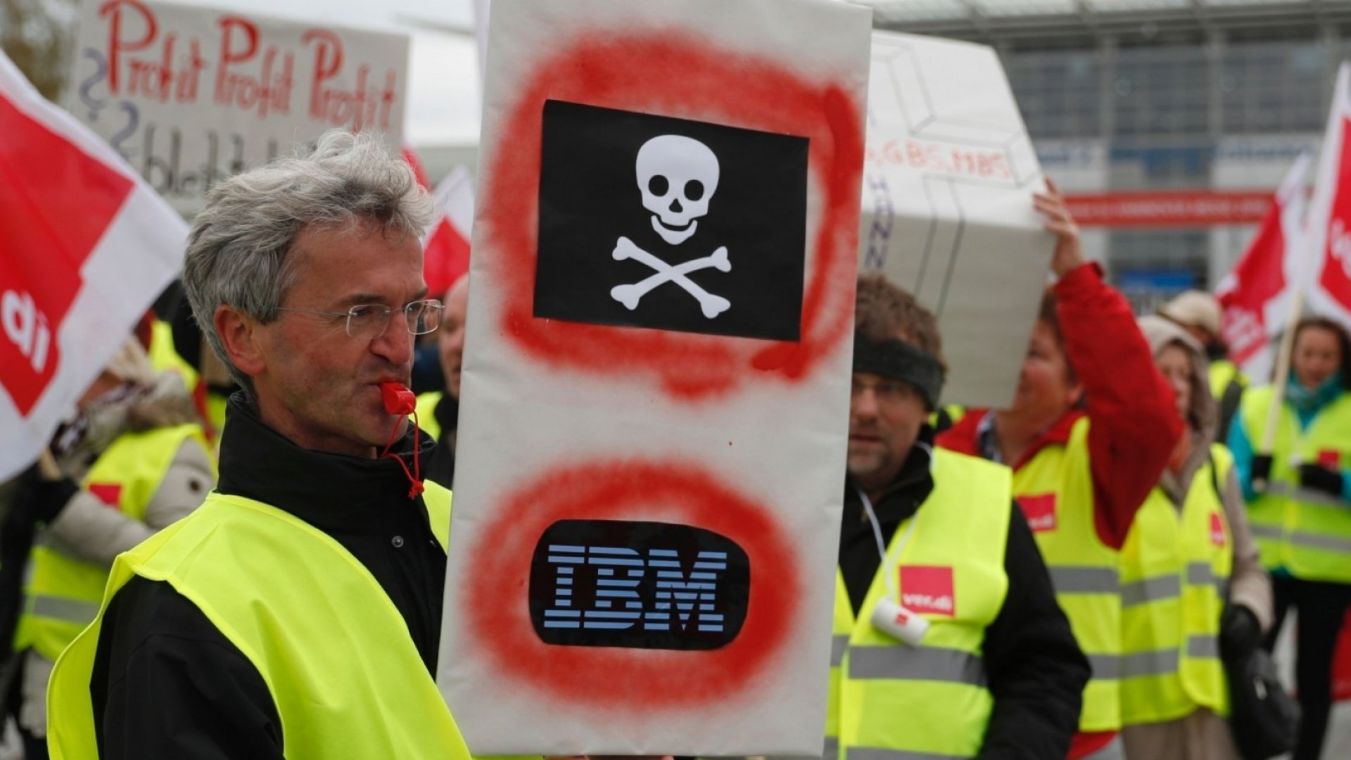 IBM Just Committed Cultural and Creative Suicide