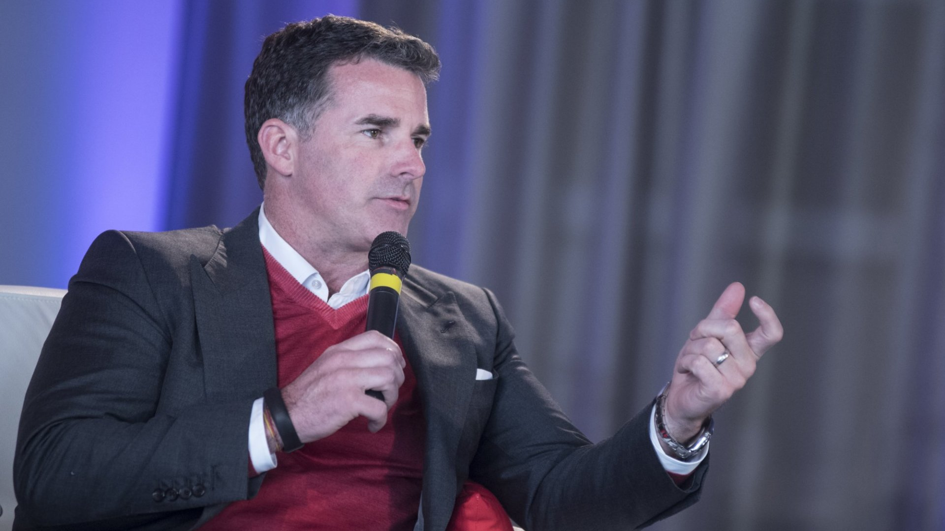 Why You Won't Forget Under Armour CEO Kevin Plank's Message to Graduates