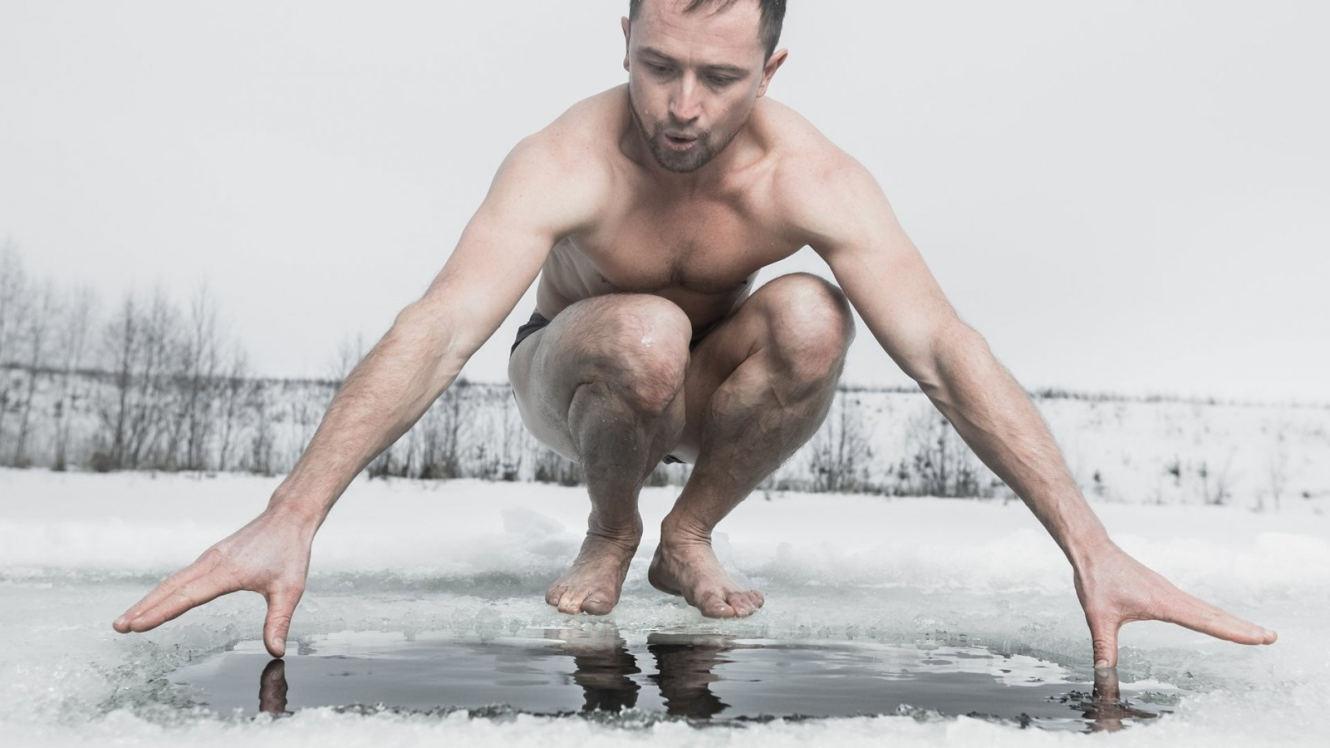 Here's What Happened When I Took Ice Water Baths Every Day for 2 Weeks