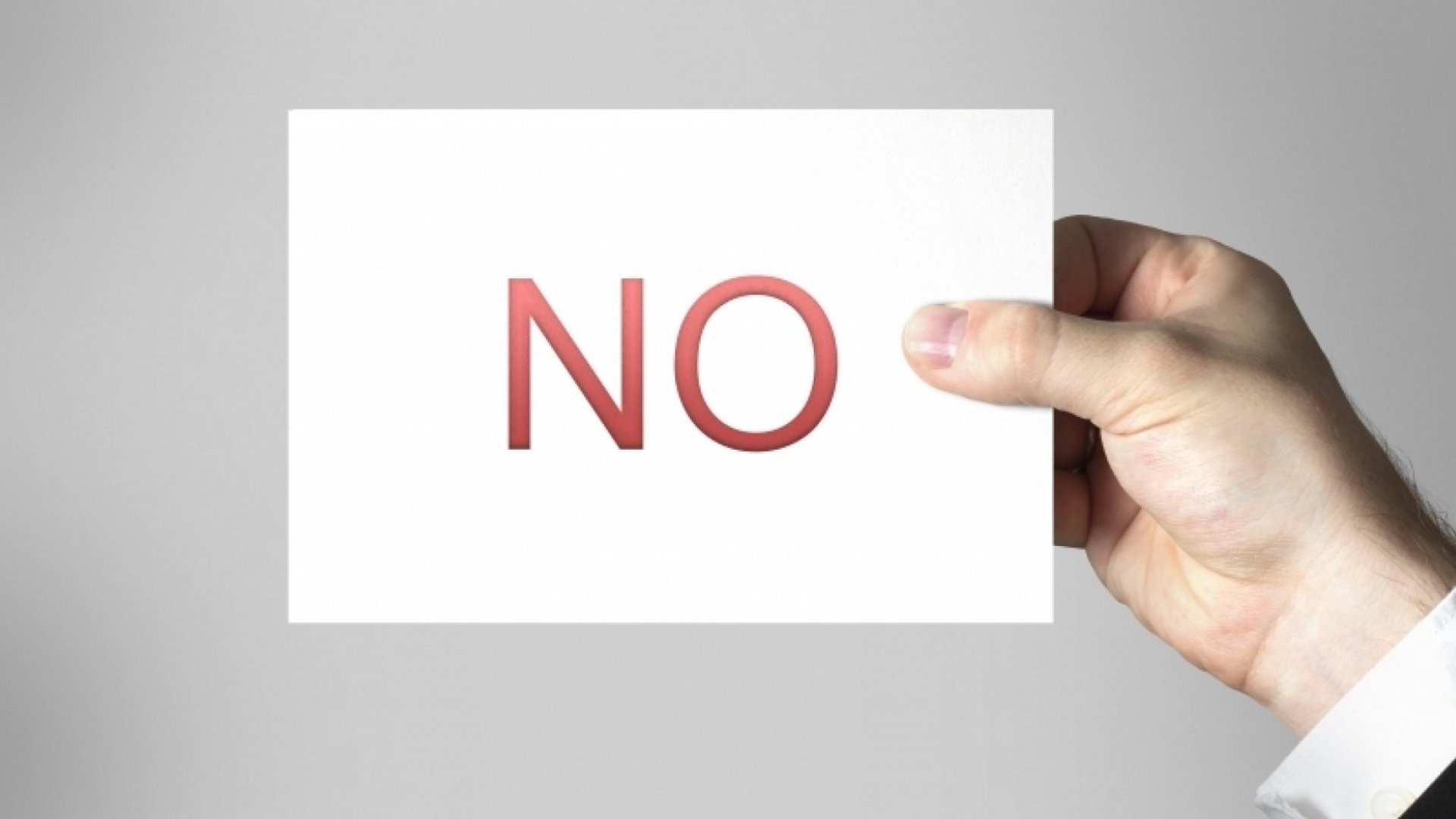 7 Tips for Saying No Effectively