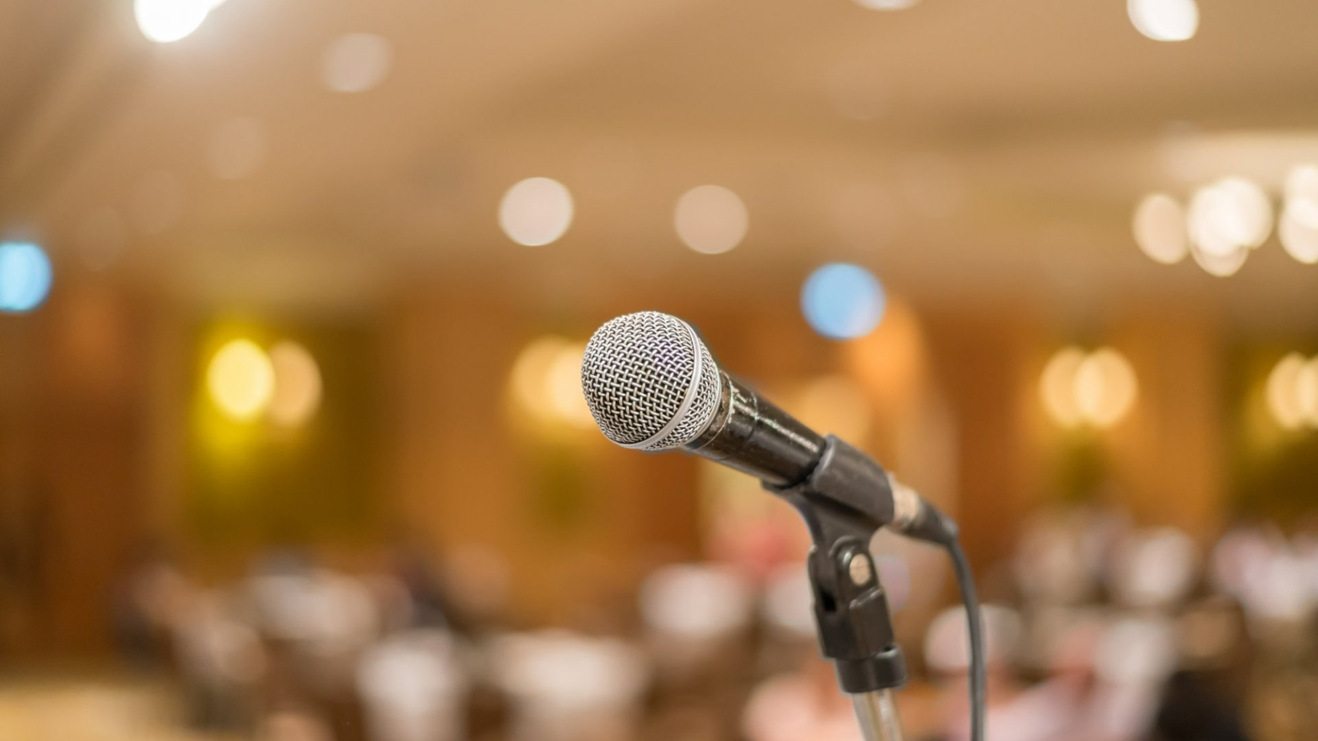 How to Land Your First Paid Speaking Gig as an Entrepreneur