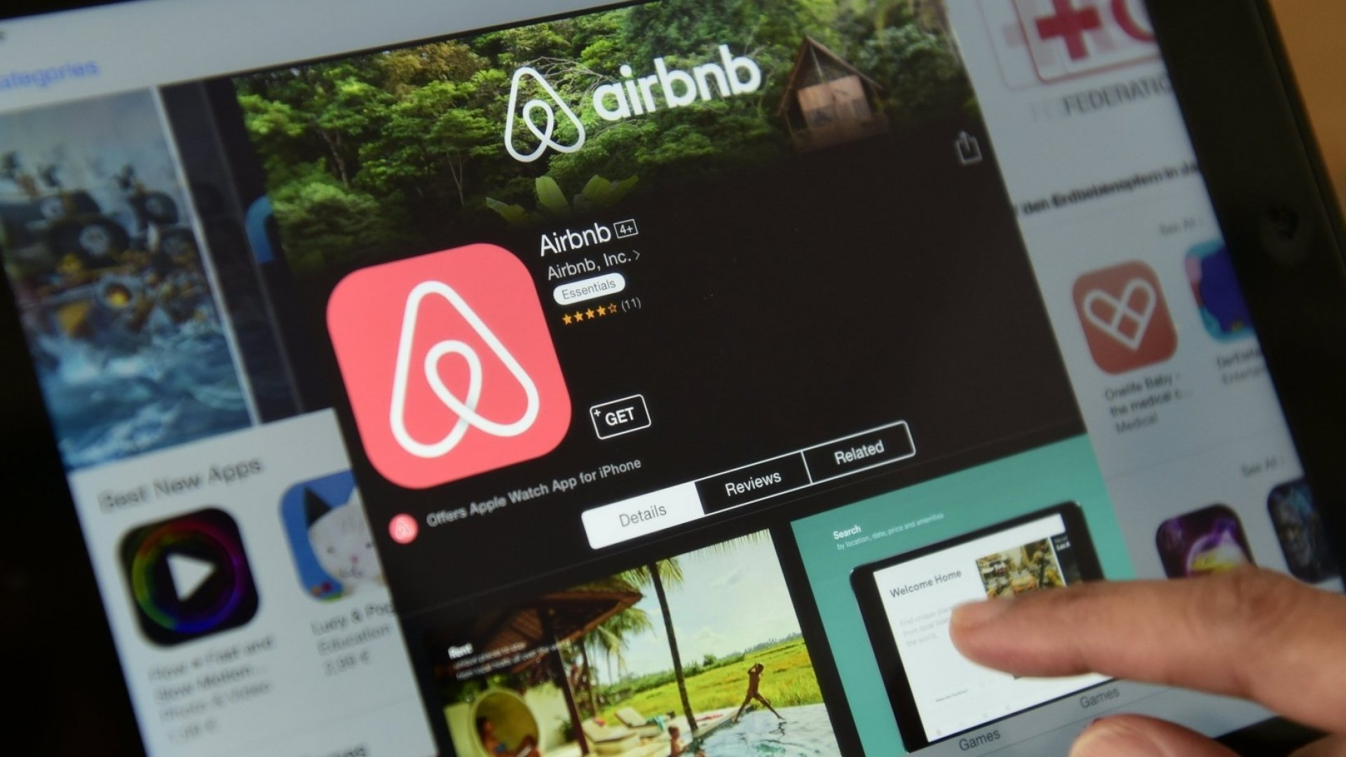 How Airbnb Is Moving Beyond Helping You Rent Out Your House