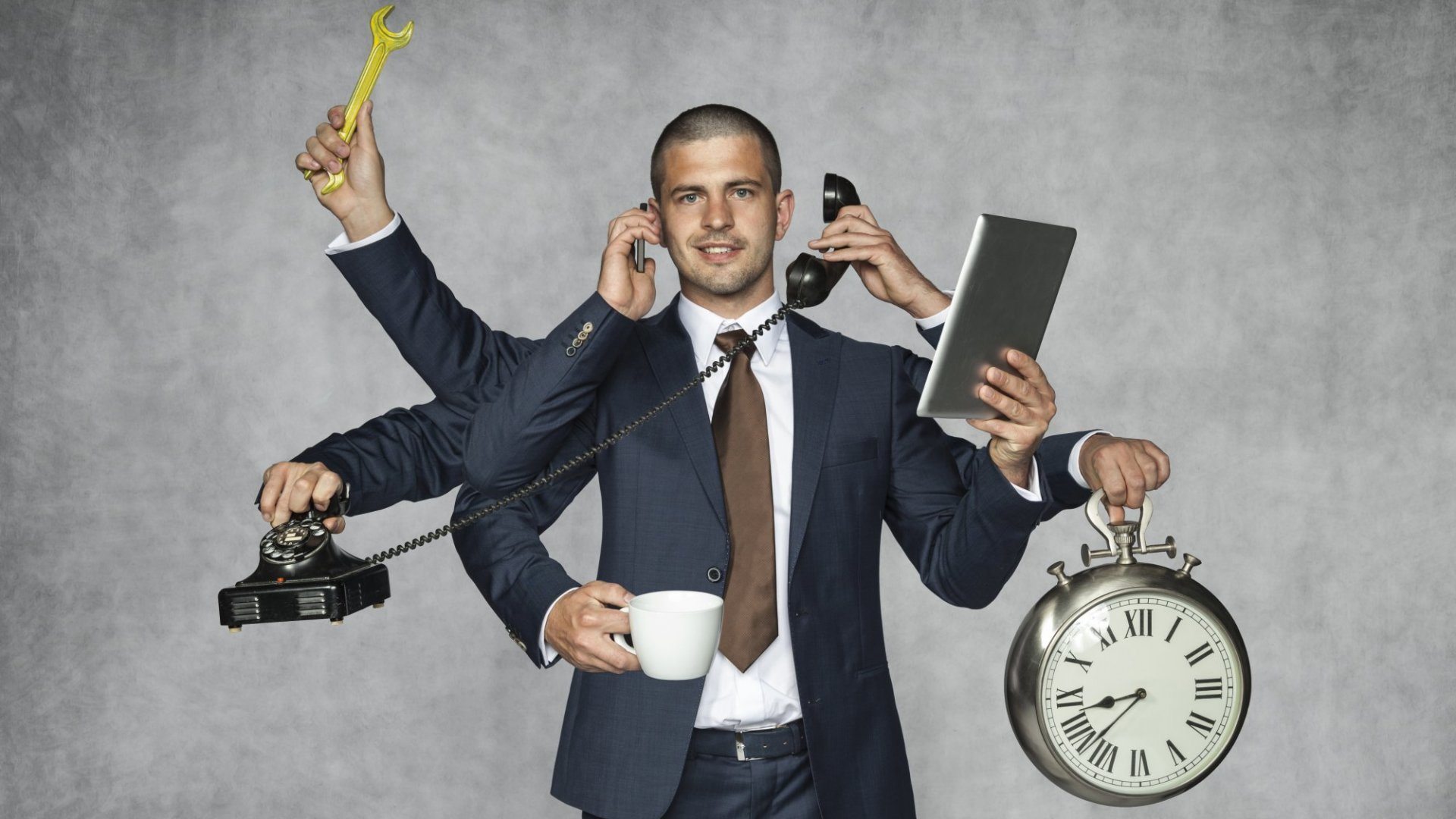 Win the war on productivity once and for all