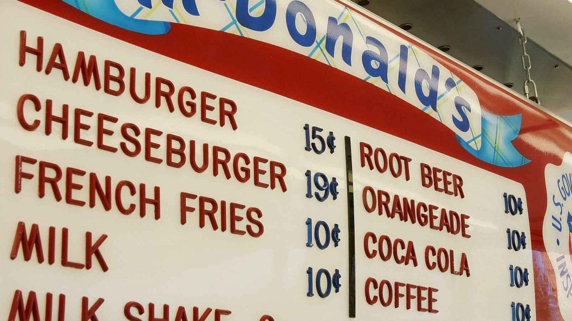 Burgers, Milkshakes and Michael Keaton: The McDonad's Movie Is Coming