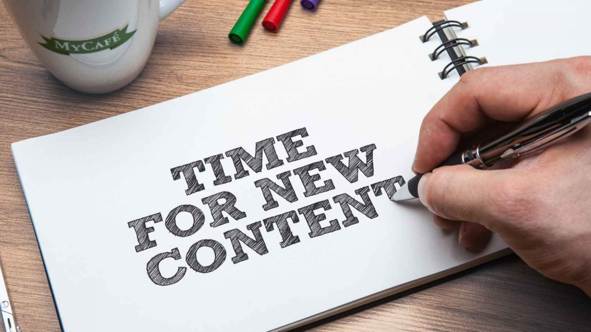 Why You Should Take More Time to Produce Less Content
