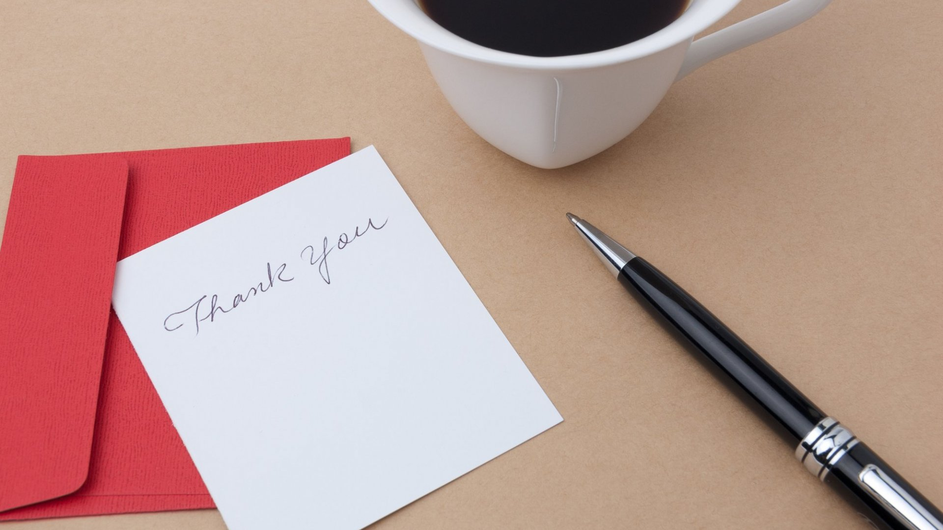 Here's When Your Thank-You Notes Really Are Most Powerful