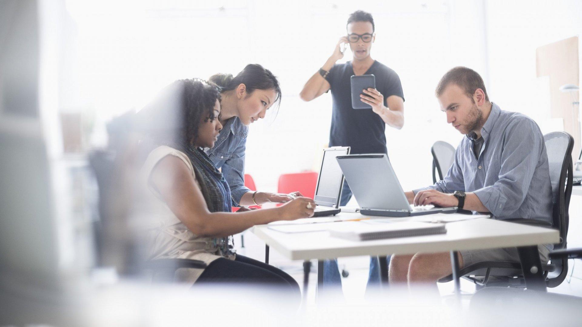 How Millennials Get Career Advice Today