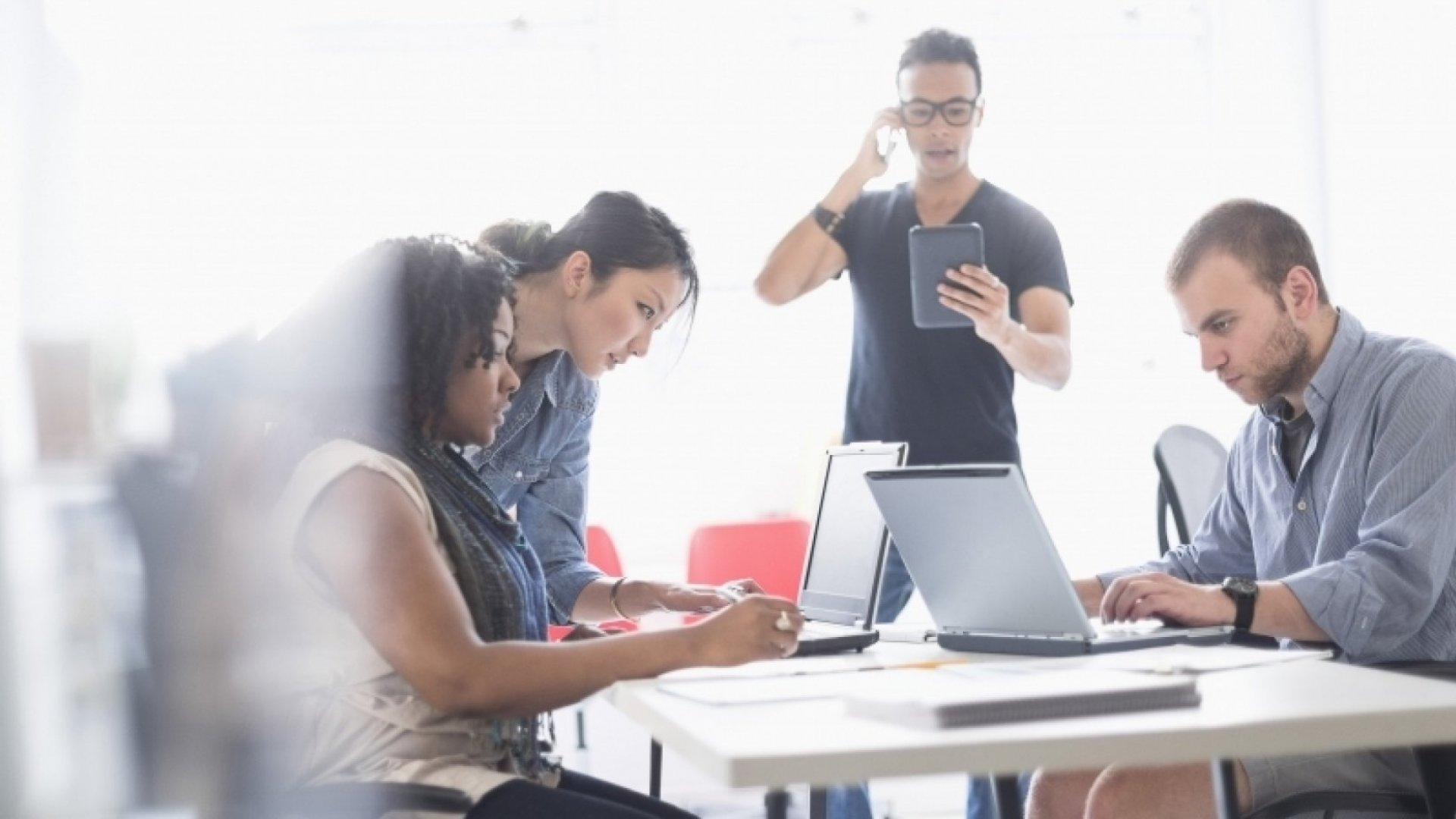 Millennials in the Workforce: They're More Different Than You Think