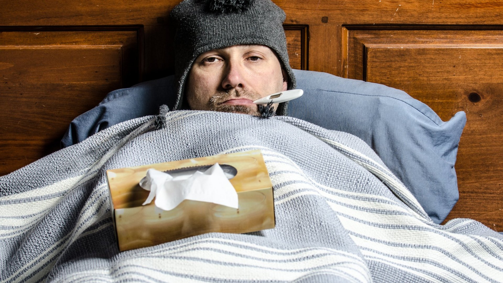 Feeling Under the Weather? Here's How to Maximize Your Day Anyway.