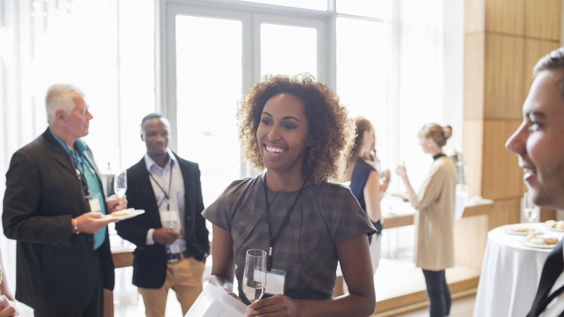 The 1 Reason You Should Network at Every Opportunity