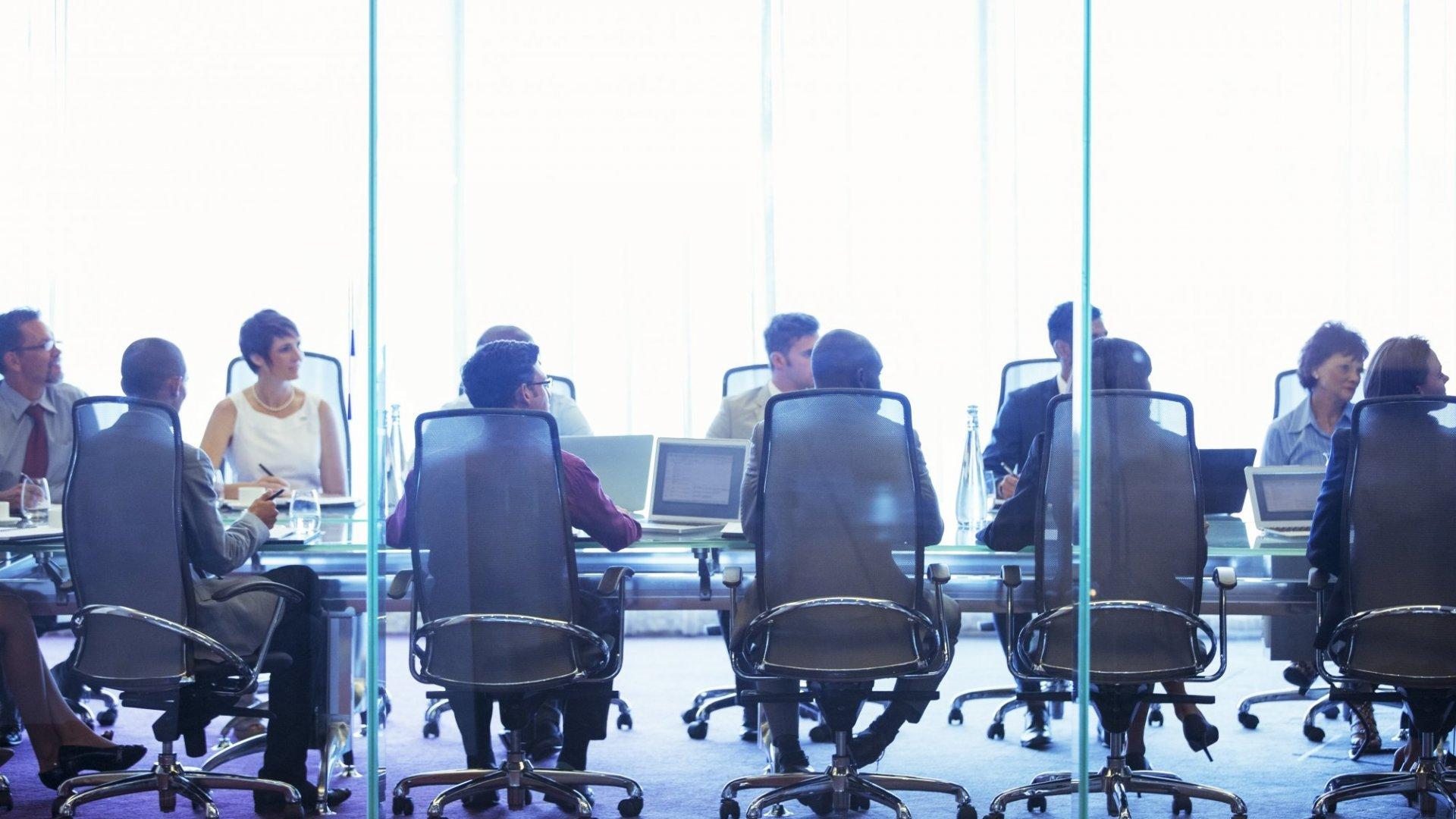 Report: Women Still Underrepresented on Tech Company Boards
