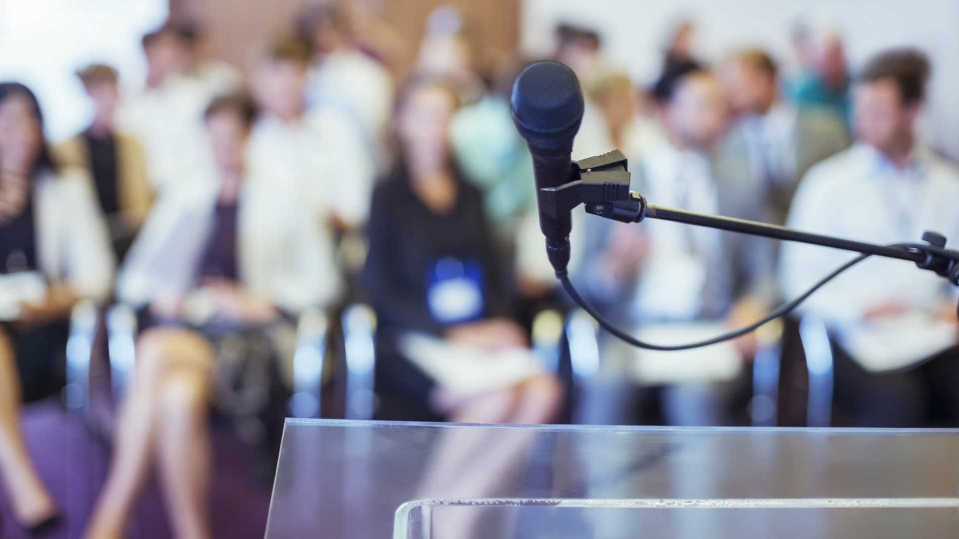 5 Ways to Land Your First High-Paying Speaking Gig