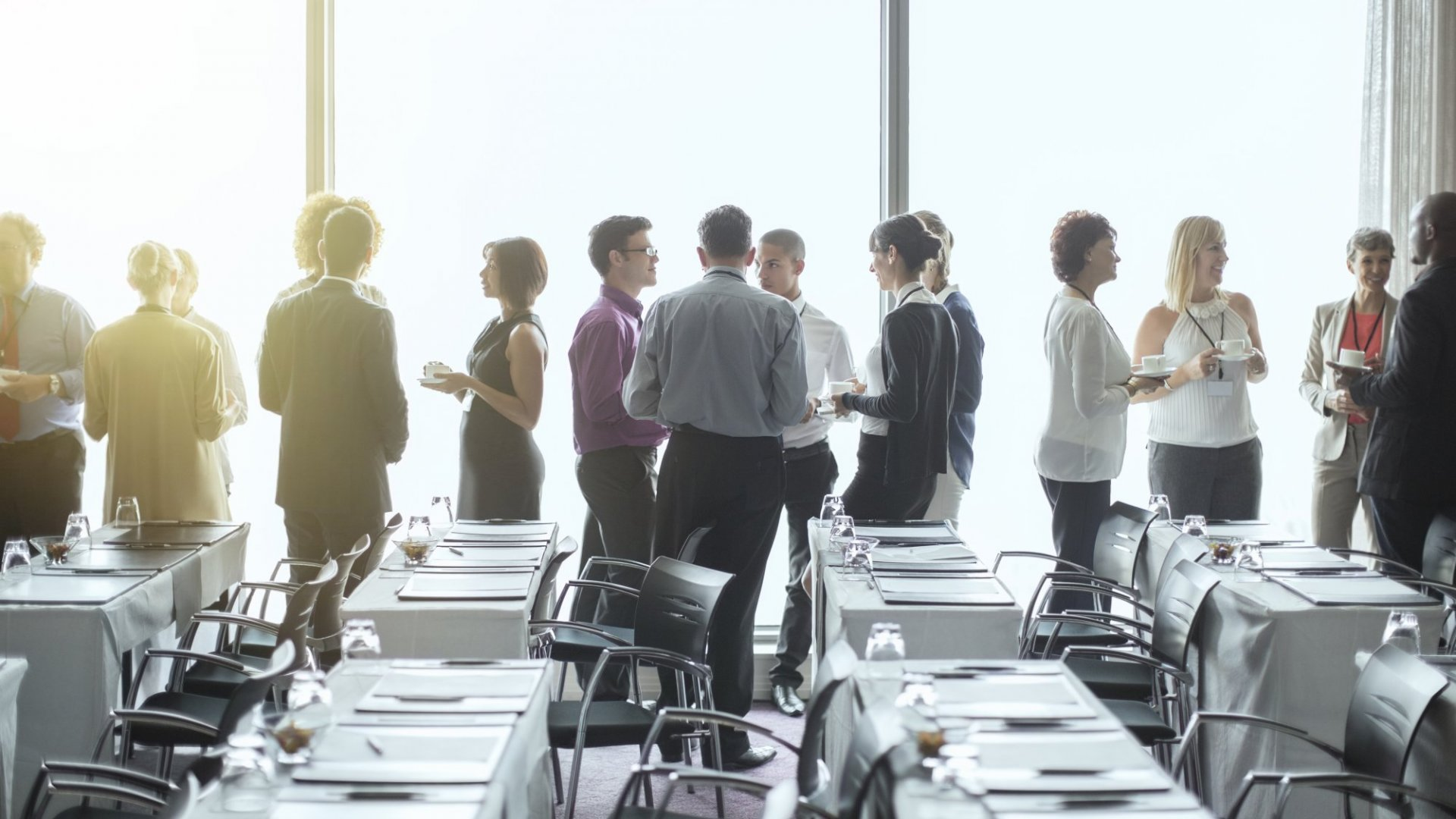 The 7 Biggest Networking Myths, Busted