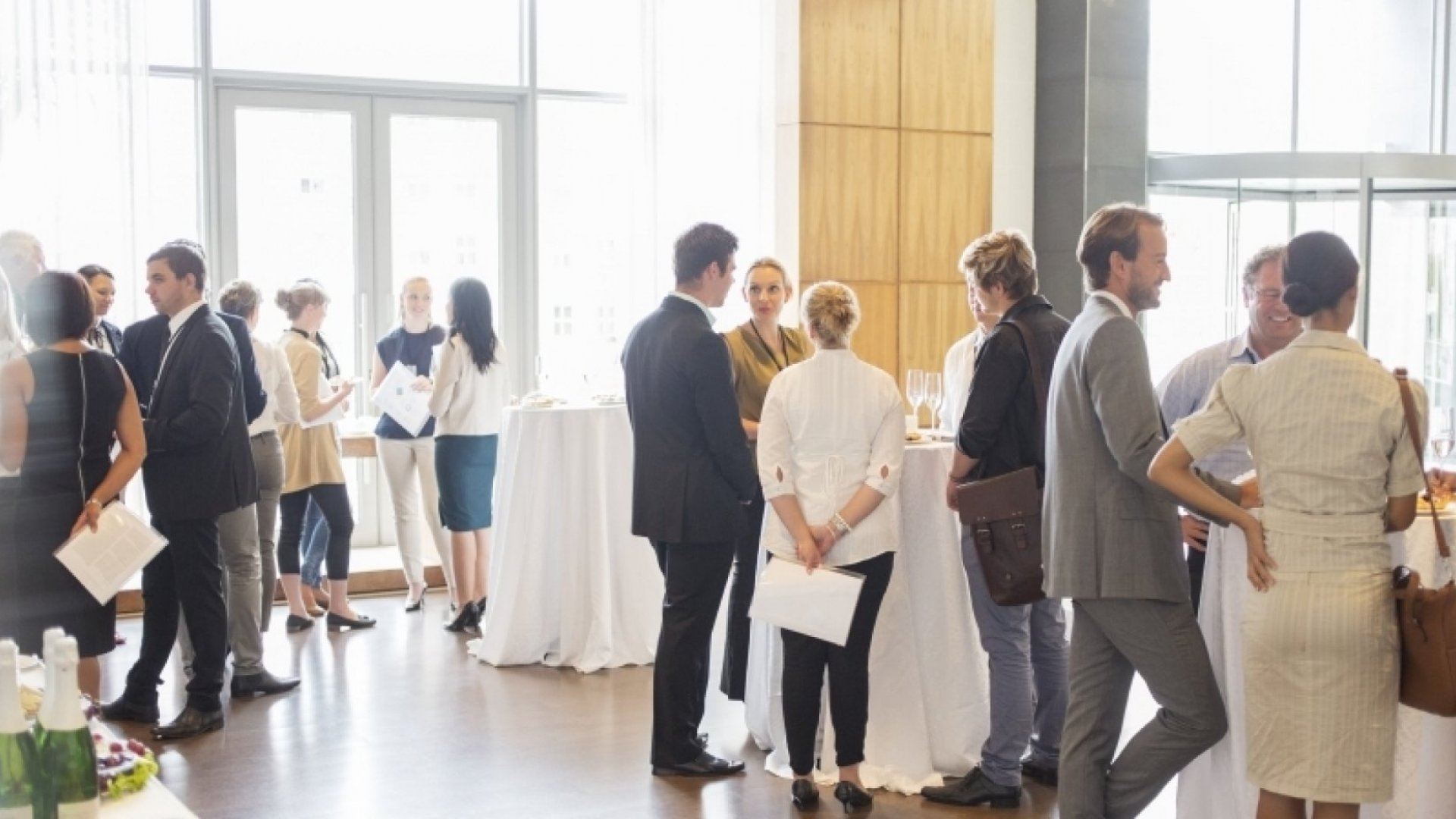 11 Ways to Get the Most Out of Your Next Business Convention