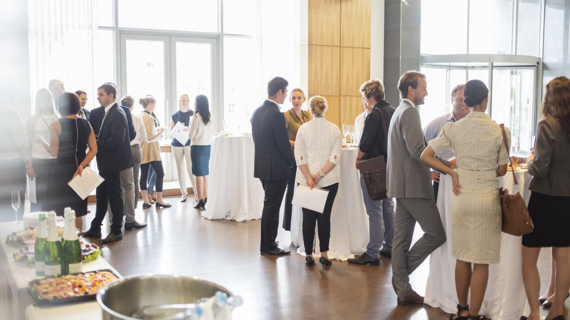The Only Two Networking Events Worth Your Time