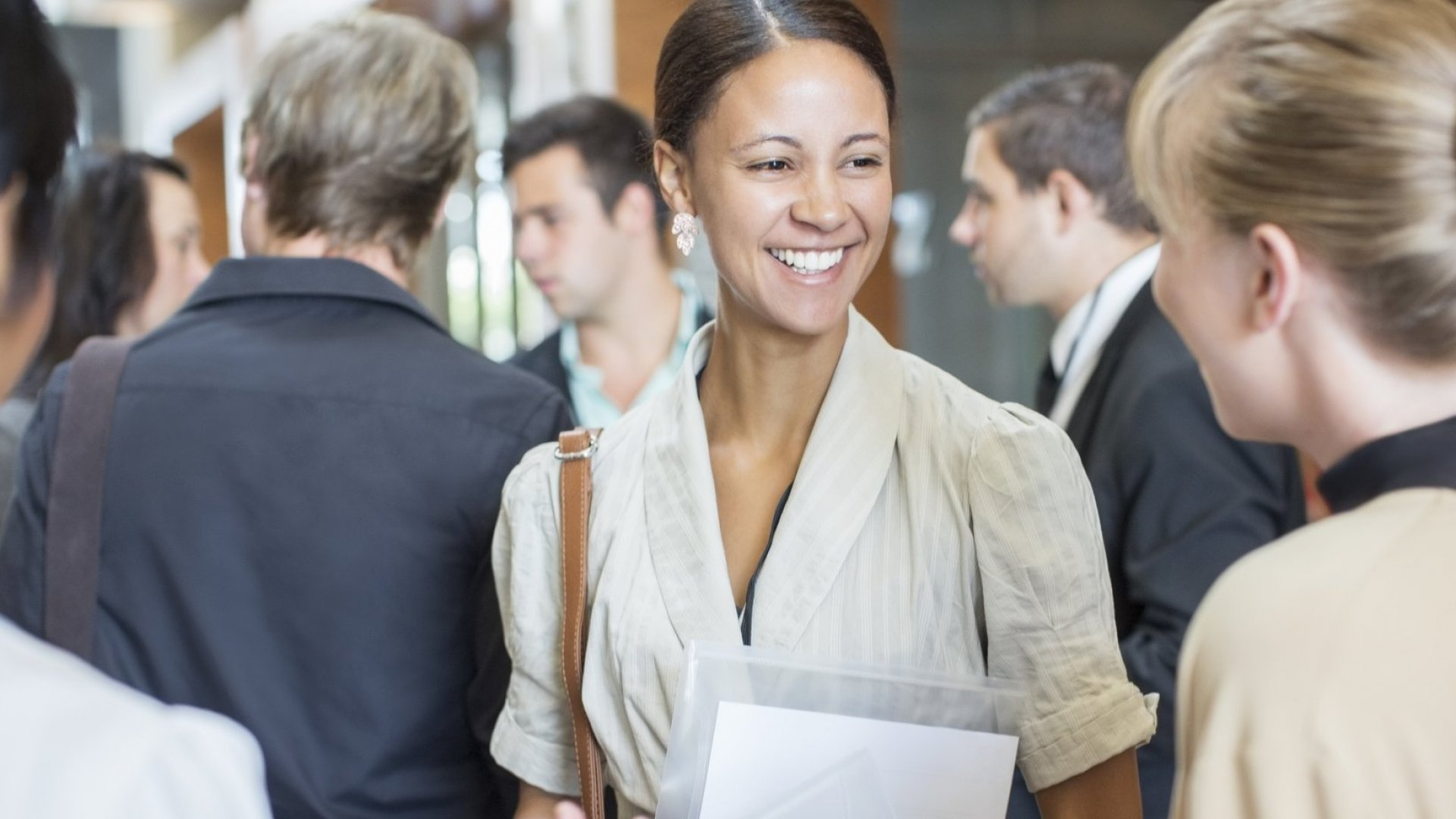 3 Great Networking Tips for Introverts