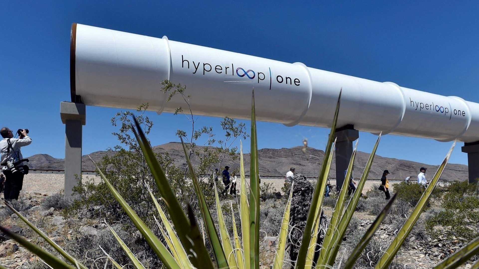 Hyperloop One Will Speed You to Your Destination at 700 MPH. Here's What That Will Feel Like