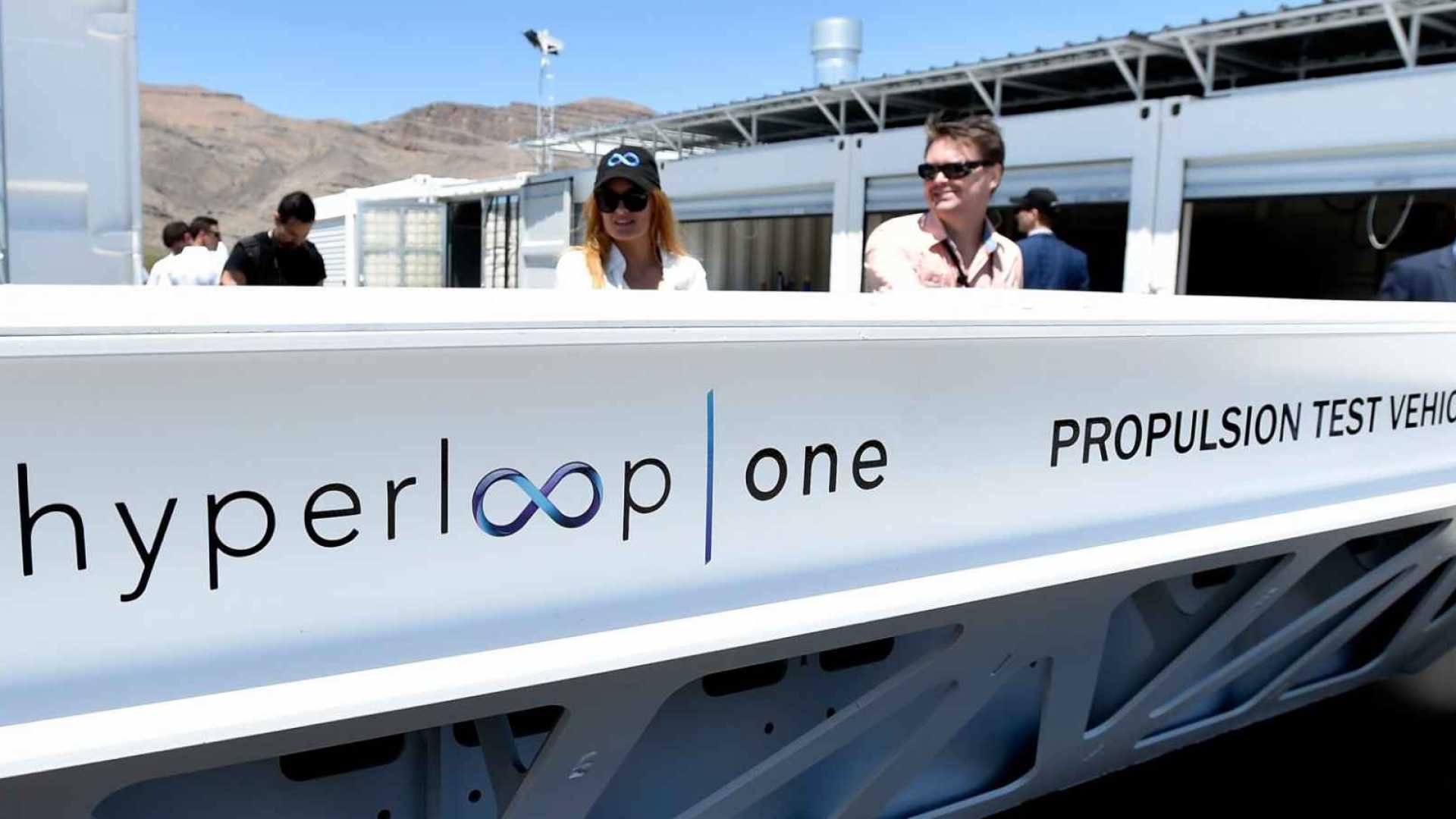 How the Hyperloop One Will Change Business Travel Forever
