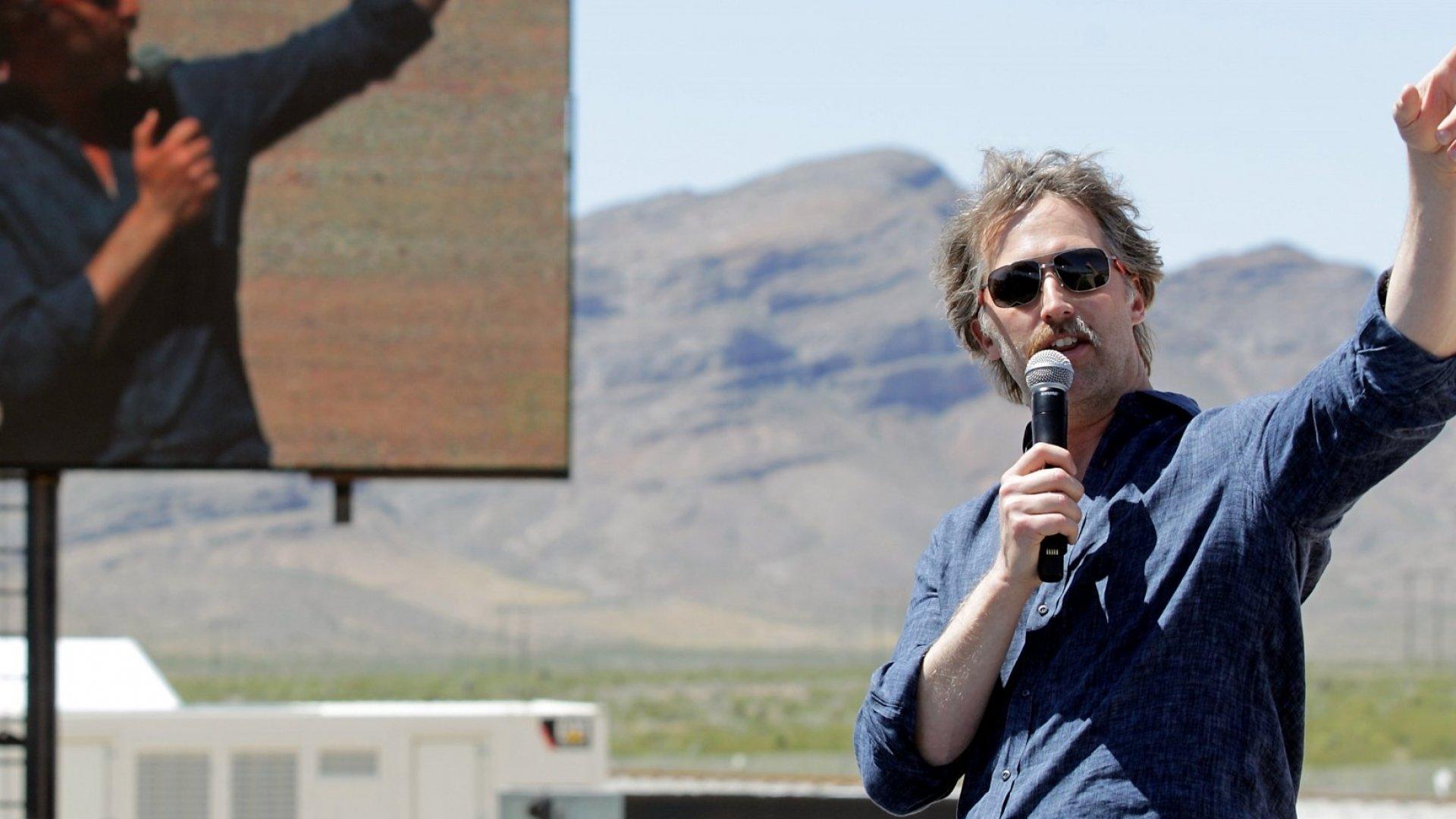 Hyperloop One Files Lawsuit Against Co-Founder Brogan BamBrogan