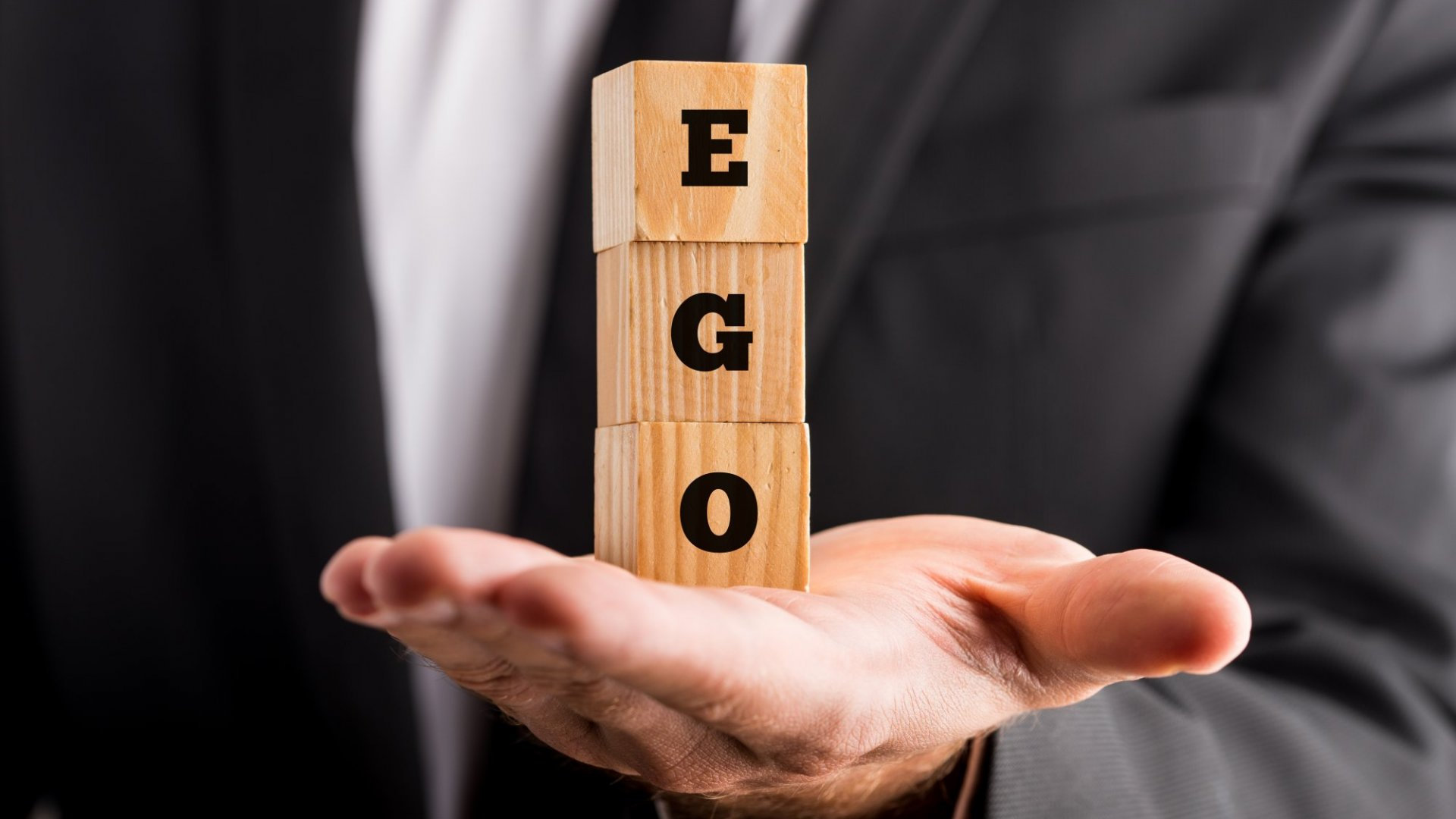 The Biggest Challenge to Growing as a Leader Is Ego. Here's How to Keep Yours in Check